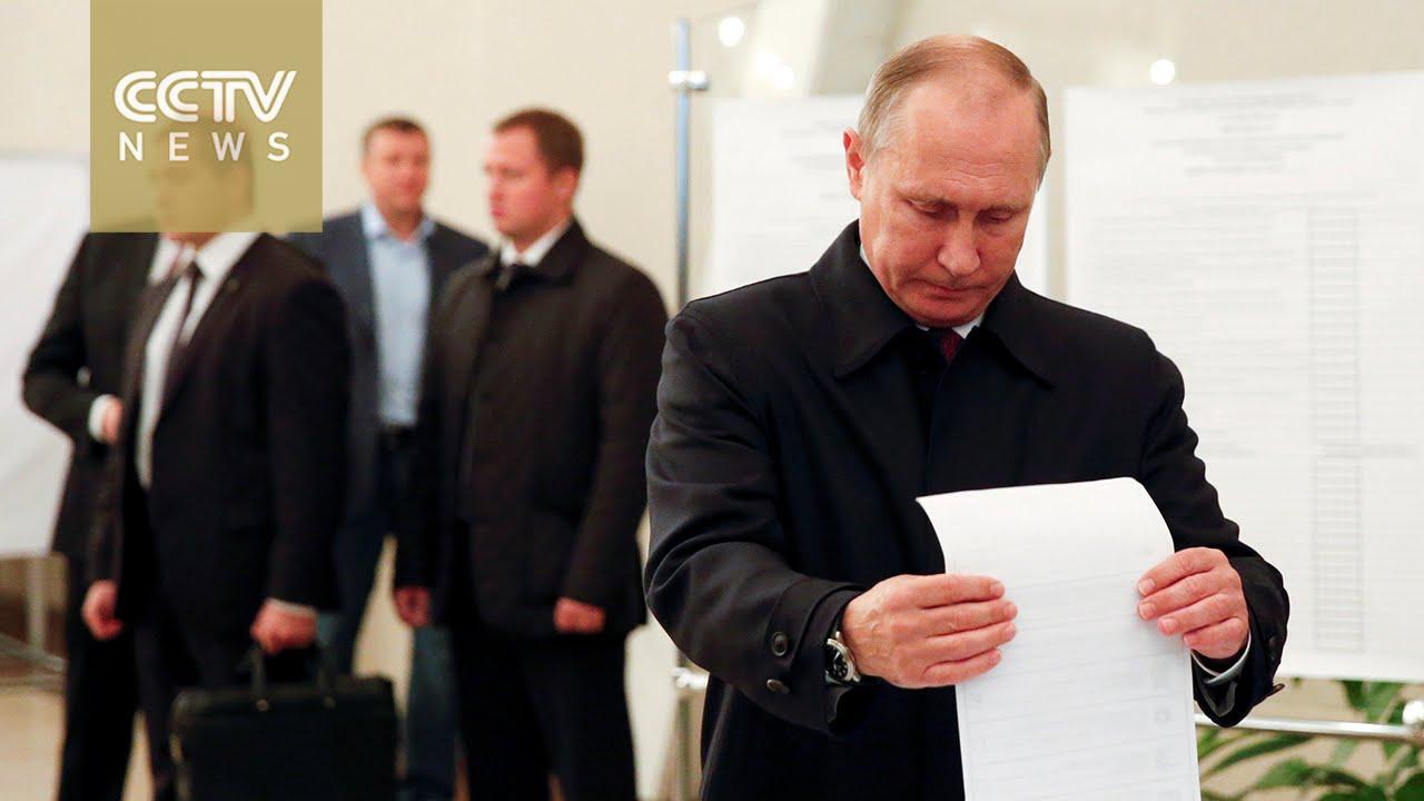 VIDEO: Čini se kako će stranka Ujedinjena Rusija dobiti izbore