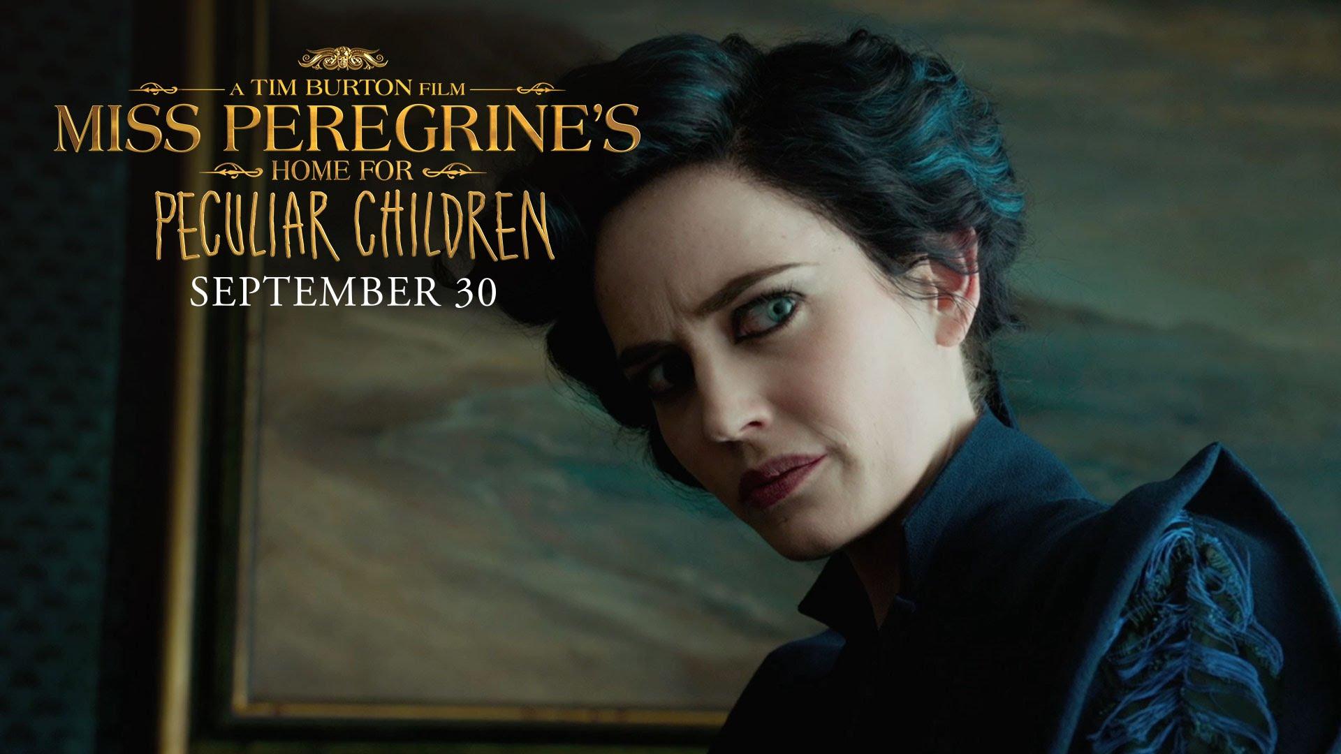 VIDEO: Intervjui s glumcima iz filma 'Dom gospođice Peregrine za čudnovatu djecu'