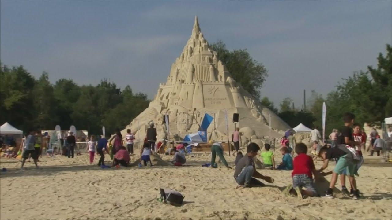 VIDEO: Piješćani dvorac nije uspio srušiti Guinness World Record