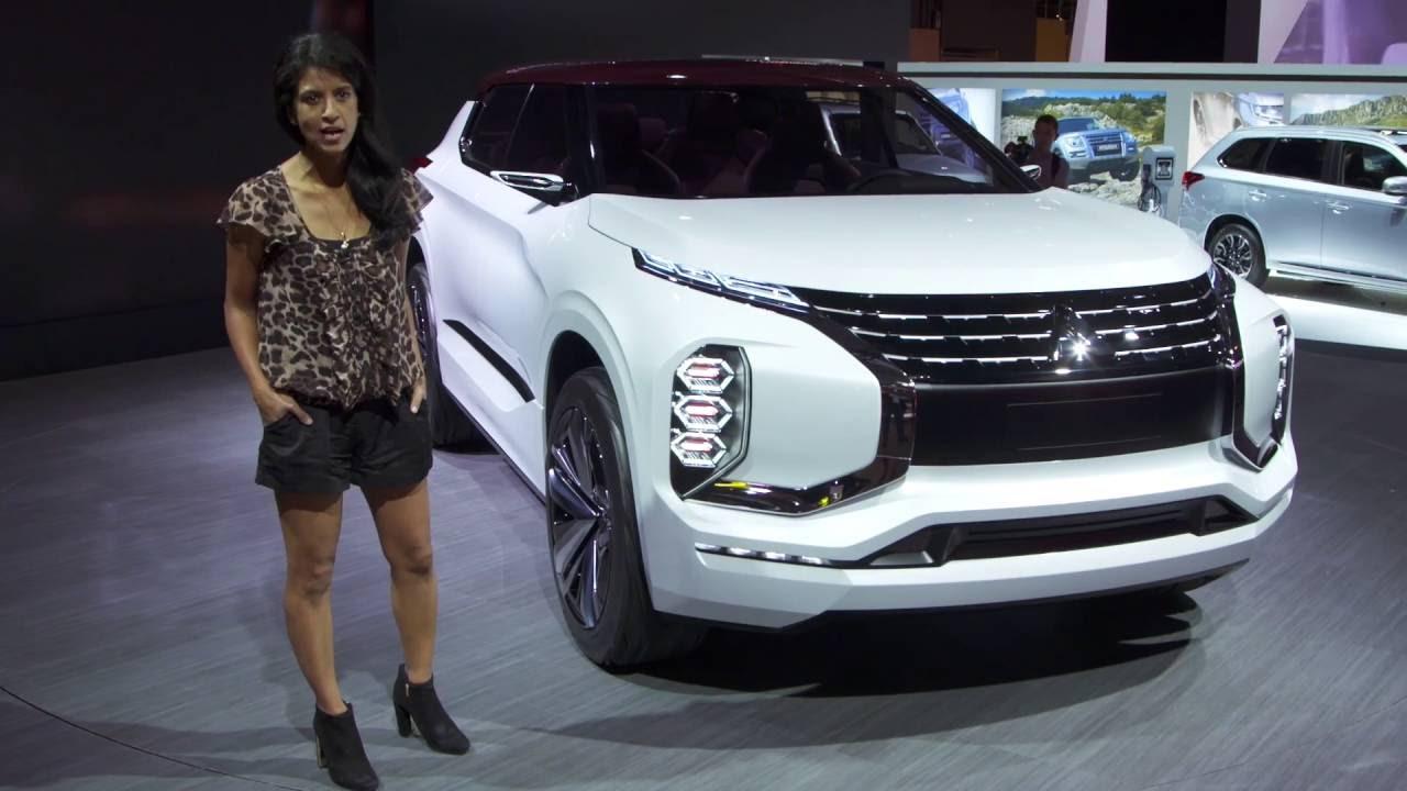 VIDEO: Mitsubishi predstavio koncept GT-PHEV
