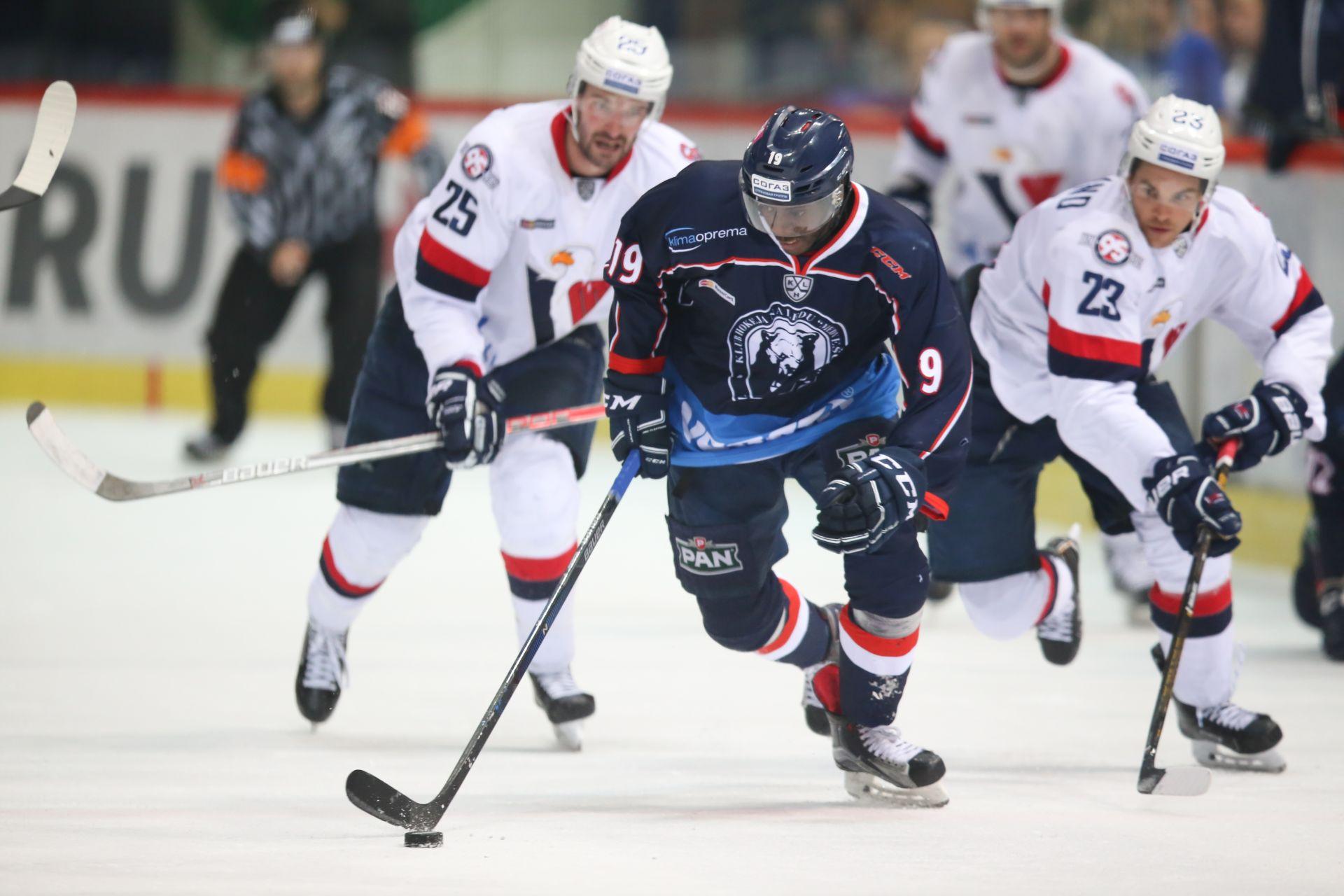 KHL: Medveščak – Slovan 6:0