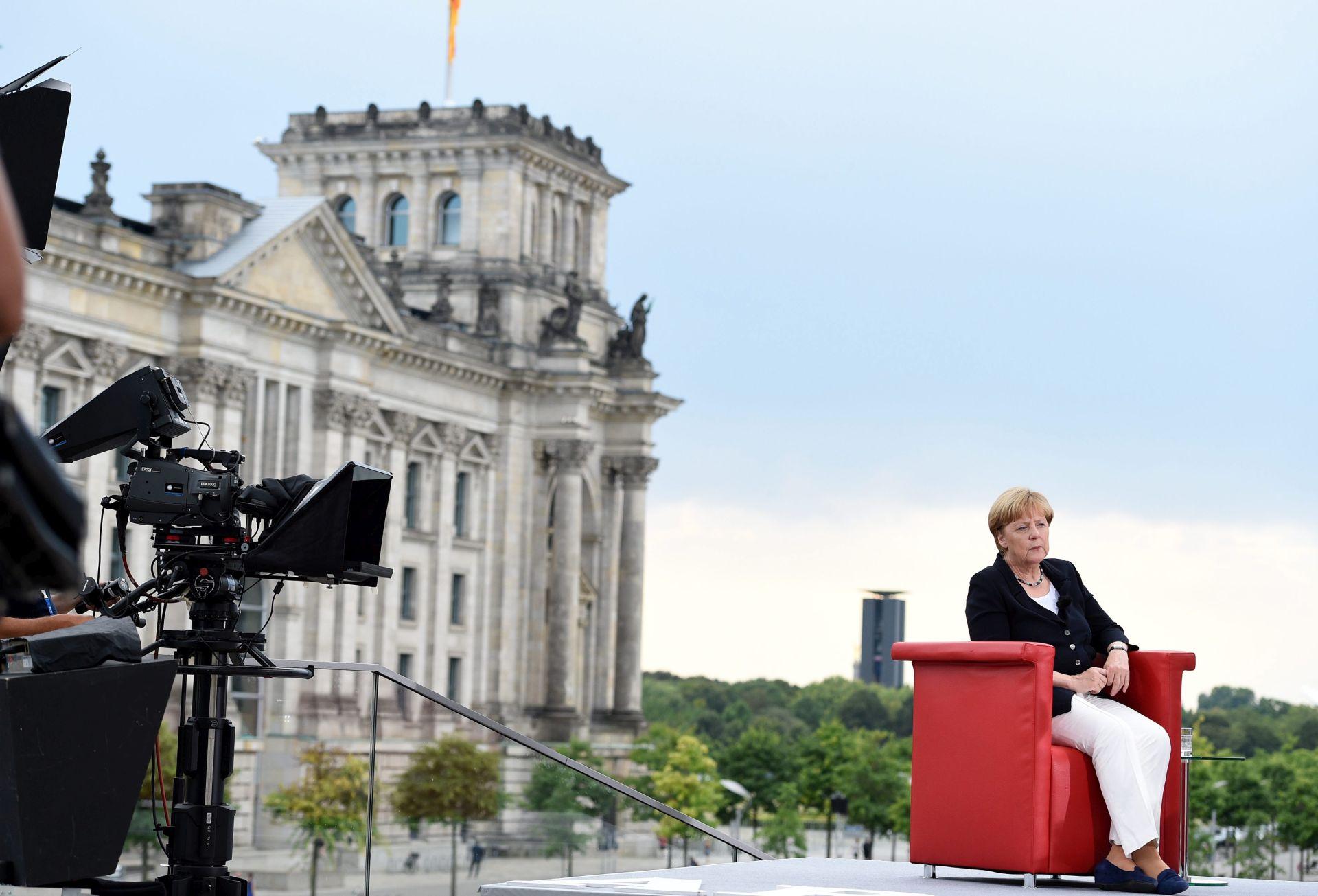 UNATOČ KRITIKAMA: Sirijski izbjeglica učlanio se u stranku Angele Merkel