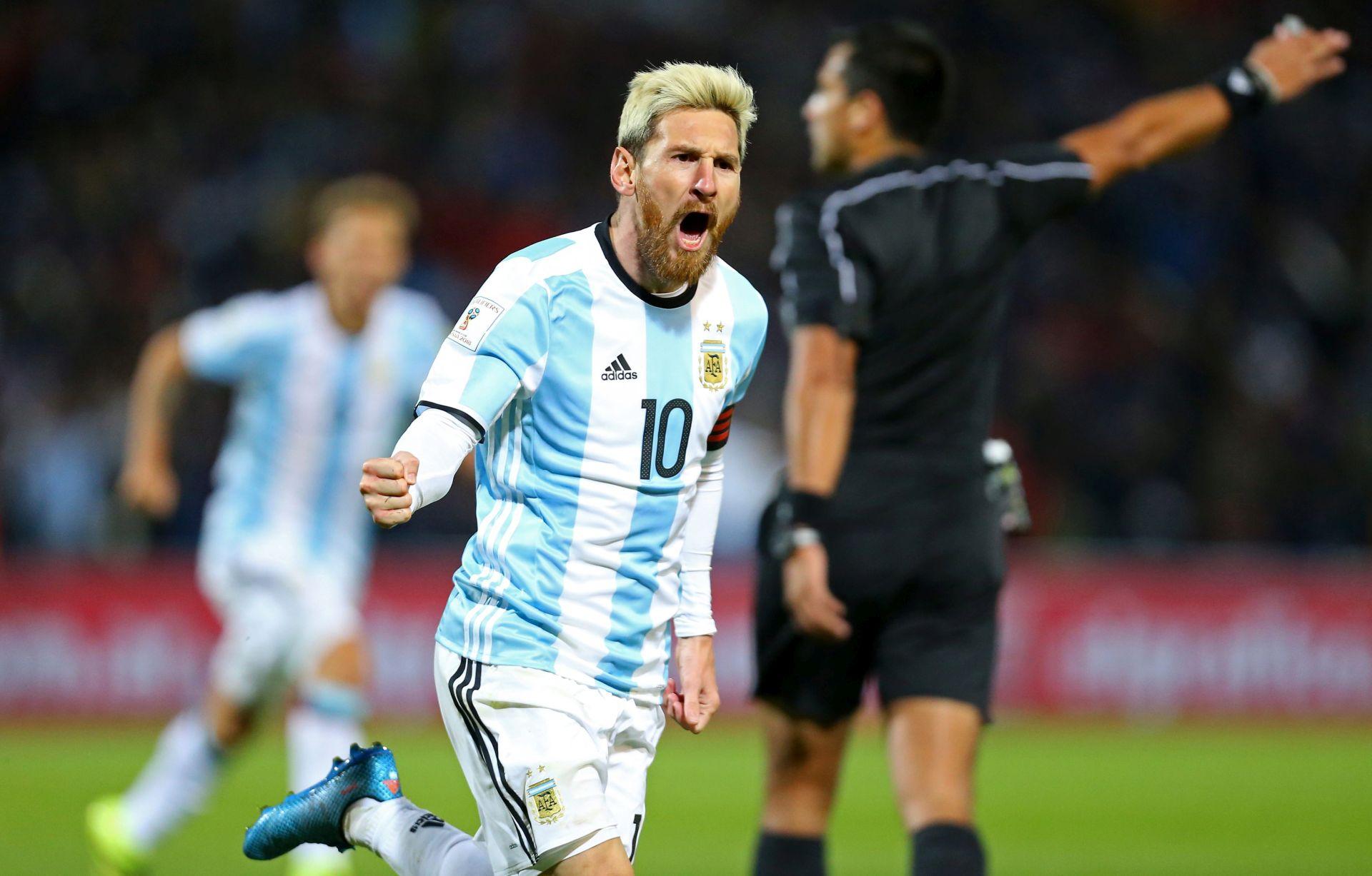"""KVALIFIKACIJE ZA SP: """"Povratnik"""" Messi donio pobjedu Argentini"""