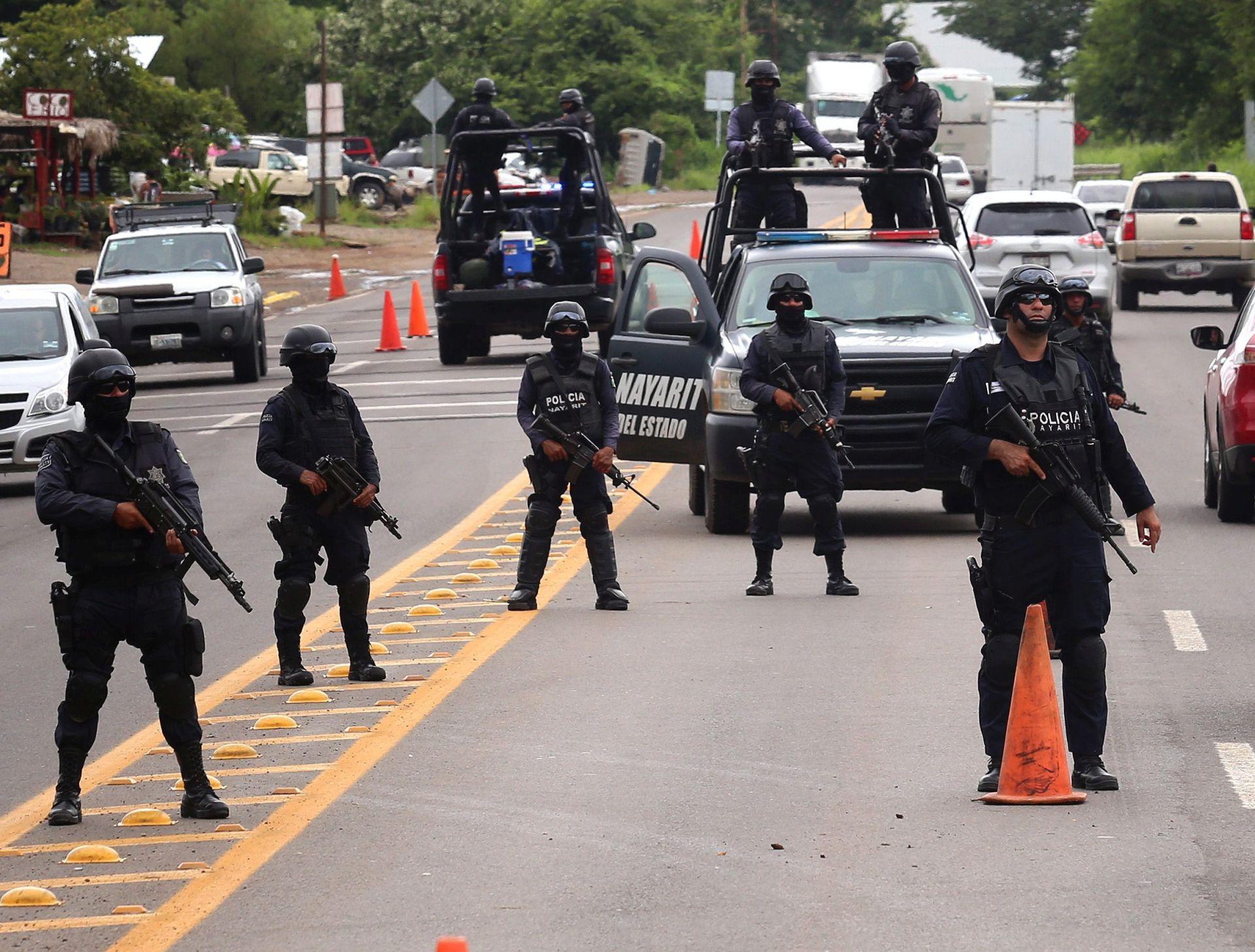 VOJSKA PROTIV KARTELA: U pucnjavi u Meksiku 11 ubijenih