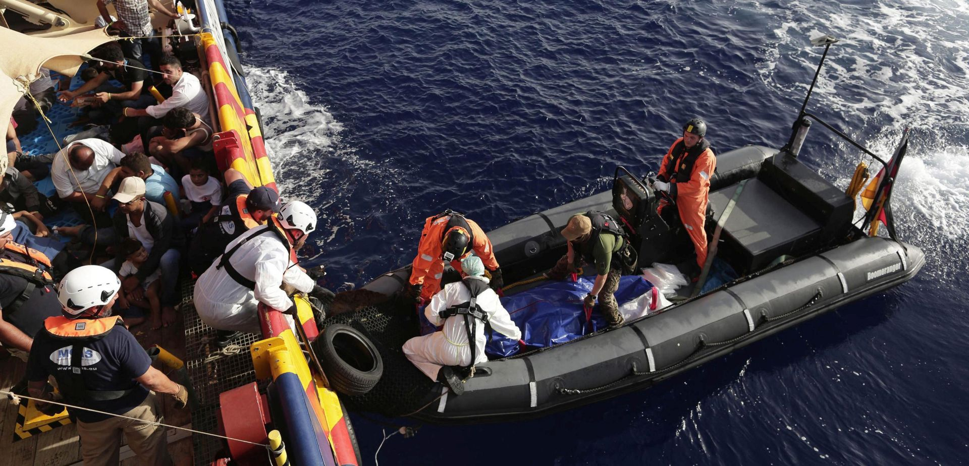 TALIJANSKA POLICIJA: Razbijena mreža koja je krijumčarila sirijske izbjeglice