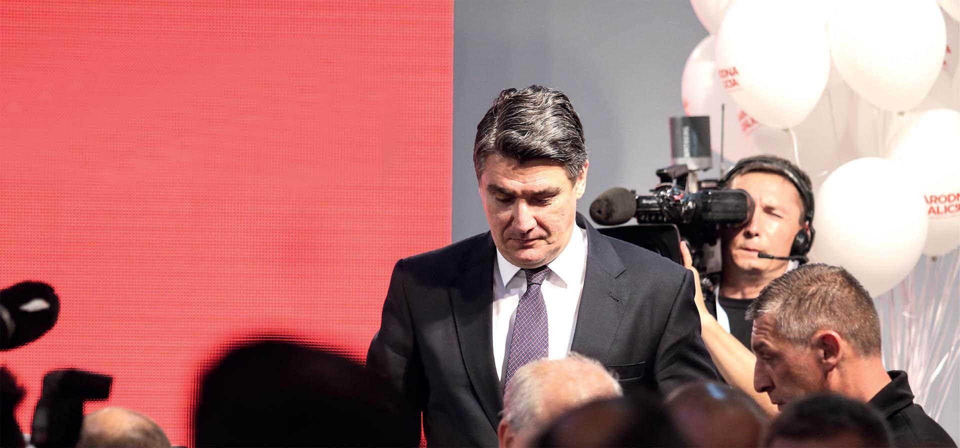 SDP: Milanović je prenio sva upravljačka prava tvrtke koju je osnovao na odvjetničko društvo
