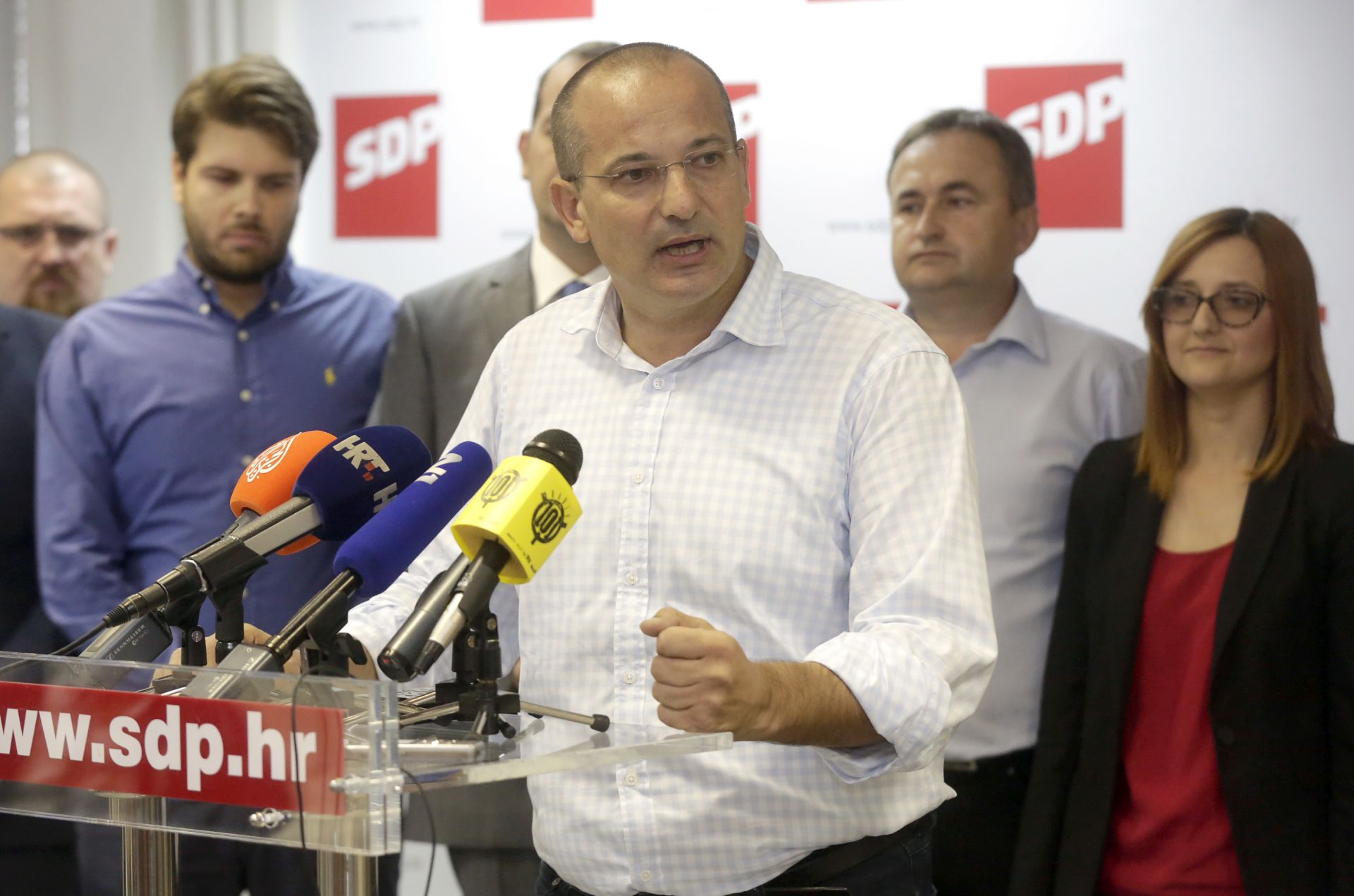 ORSAT MILJENIĆ: 'Svi koji žele sudjelovati u razvoju SDP-a su dobrodošli, pa i Kolarić'
