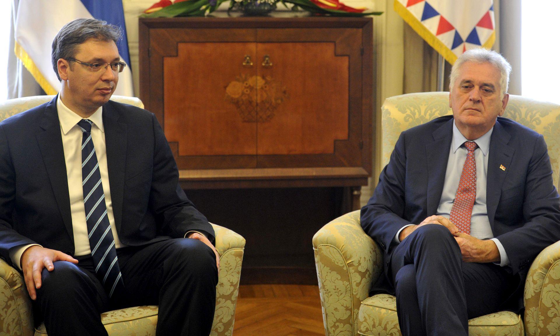 Nikolić i Vučić ne podupiru referendum u RS