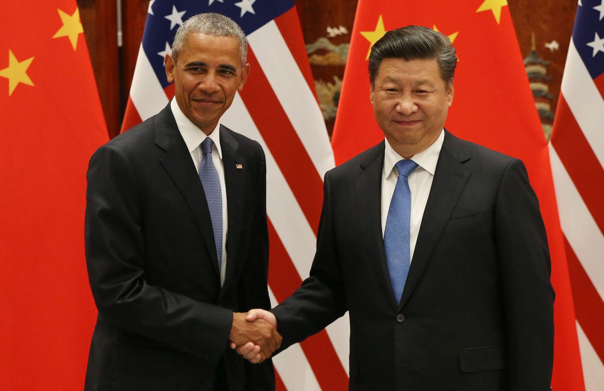 SUMMIT G20: SAD i Kina predali pristupnice pariškom sporazumu o klimi