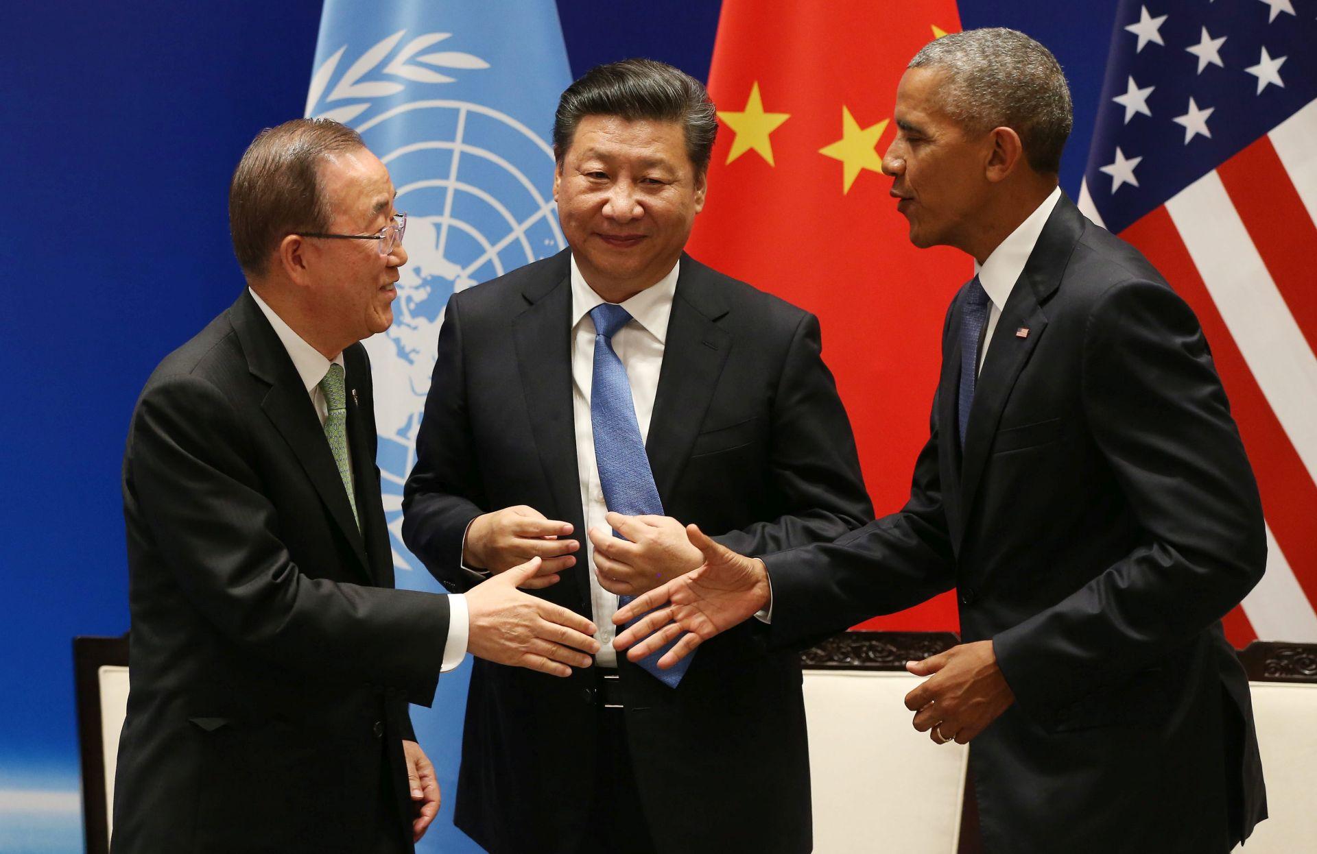 UN: Povijesni korak SAD-a i Kine glede klimatskih promjena