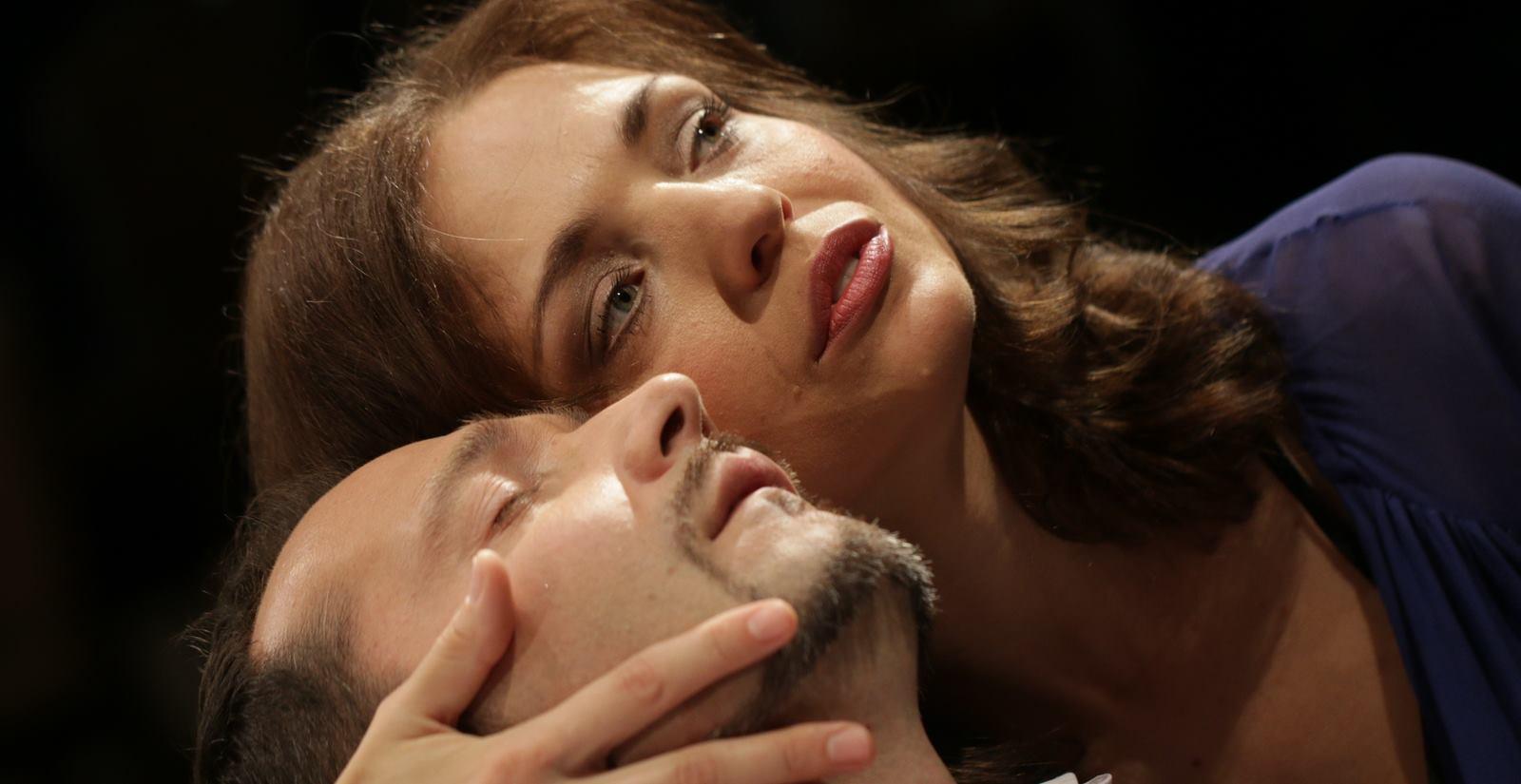 FOTO: VRIJEME JE ZA ROMANTIZAM Premijera opere 'Werther' na sceni HNK Ivana pl. Zajca (3. listopada)