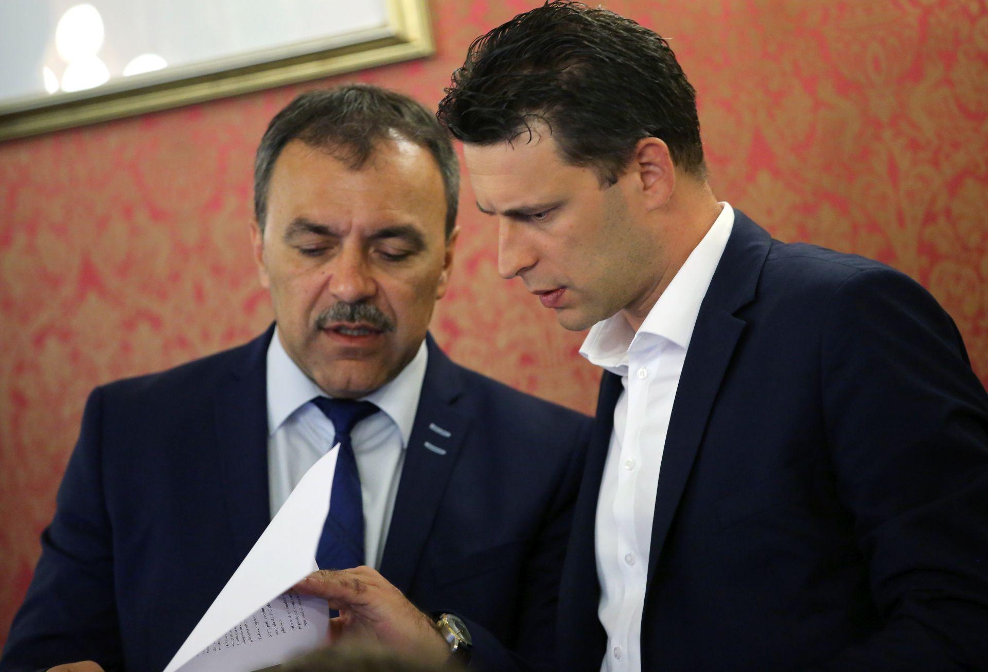 MOST: Ne dijelimo Hrvatsku na lijeve i desne