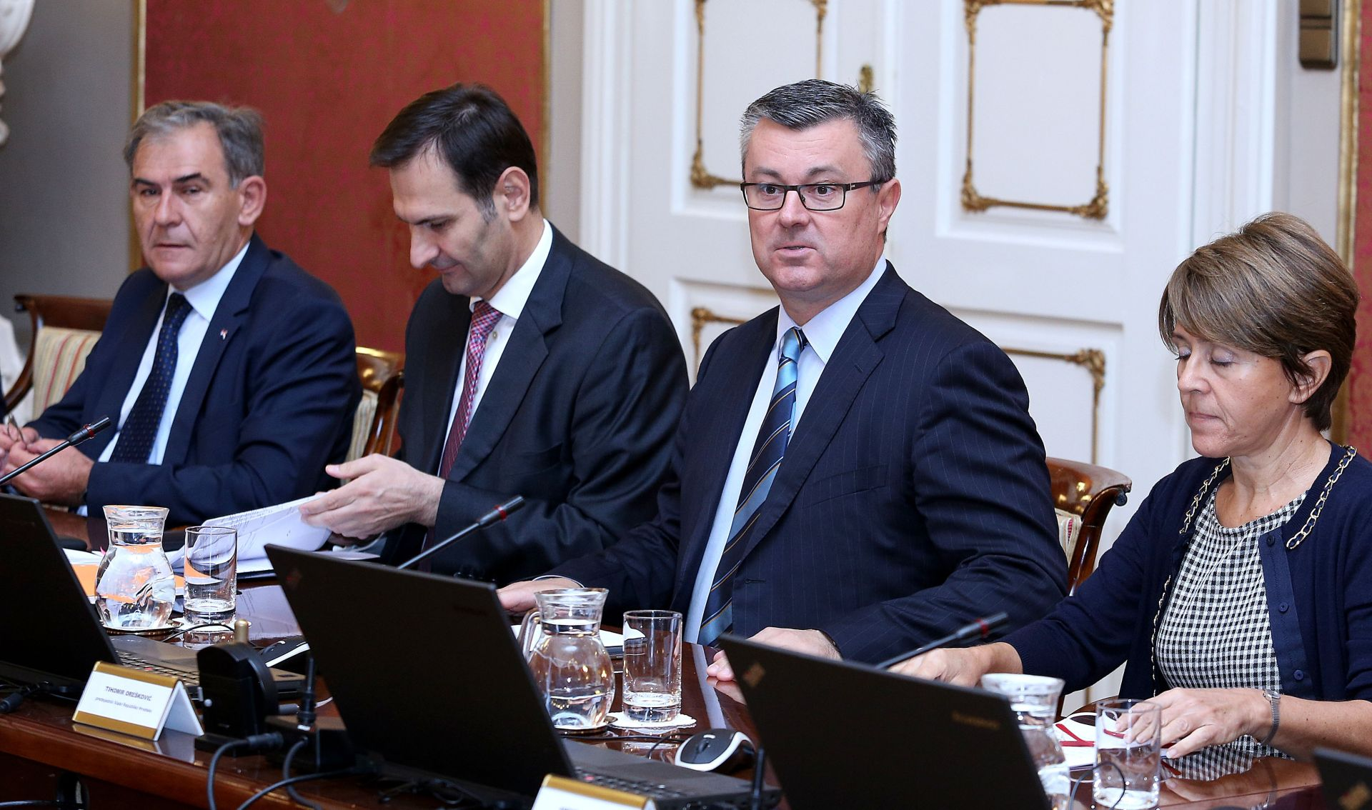 Orešković: Novoj Vladi ostavljamo dobru startnu poziciju
