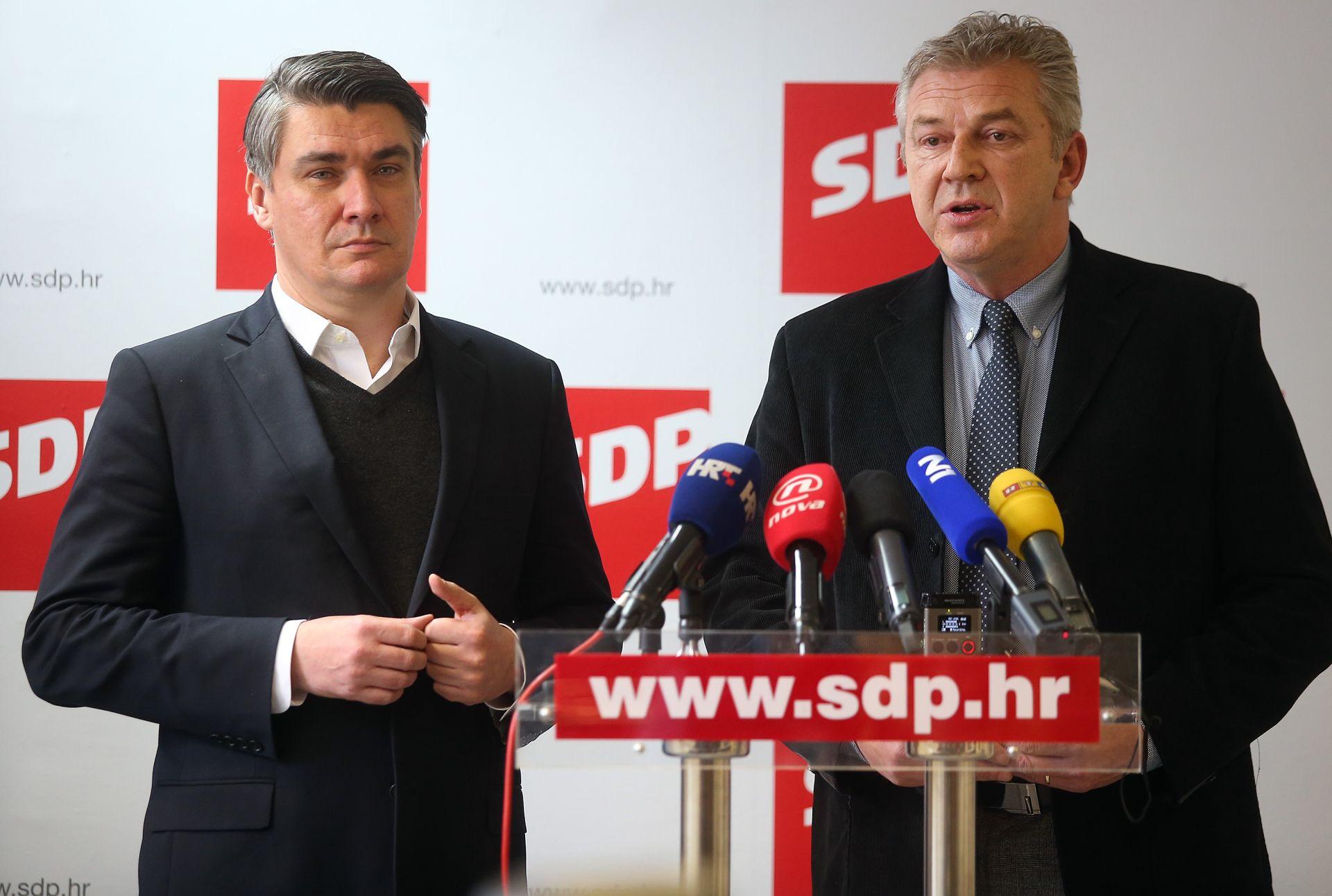 OSTOJIĆ OBJAVIO KANDIDATURU ZA ŠEFA SDP-A: 'Suočiti ćemo se sa svojim greškama, izaći i boriti se'