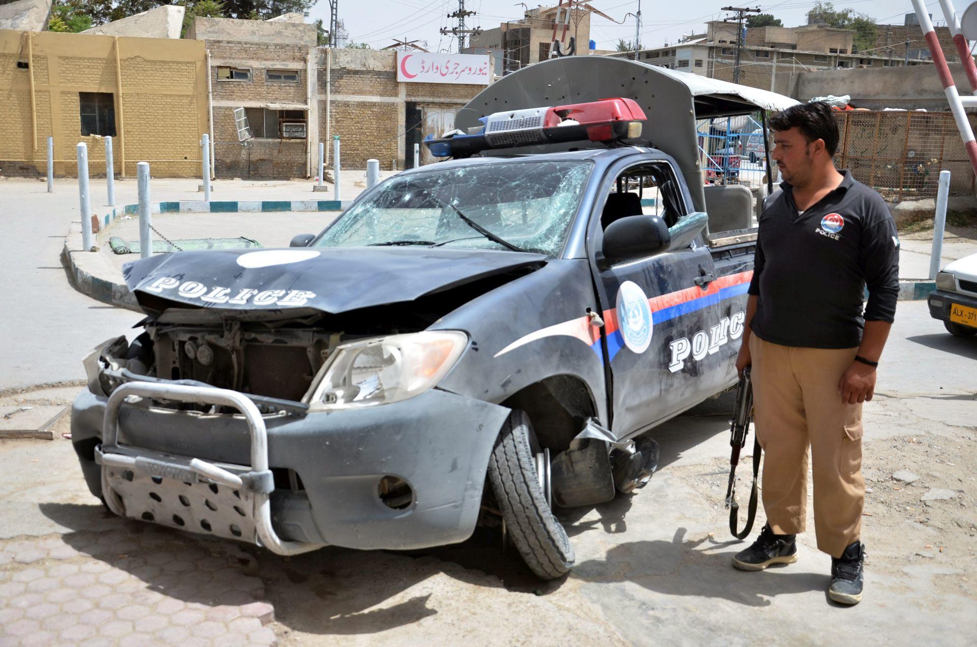 DVIJE EKSPLOZIJE: U napadu na sud u Pakistanu 12 mrtvih i 52 ranjena
