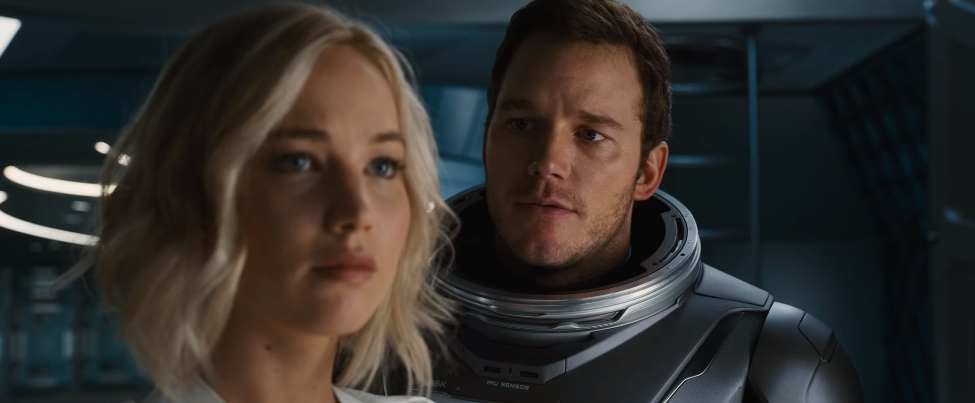 VIDEO: 'PASSENGERS' Chris Pratt i Jennifer Lawrence spašavaju svijet u novom filmu