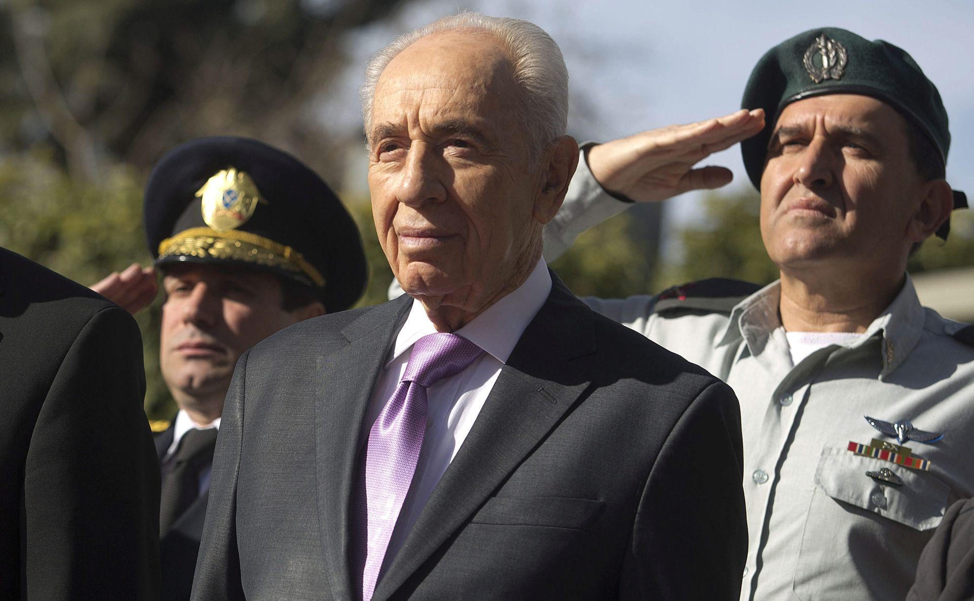 SVIJET O PERESOVOJ SMRTI 'Otišao je zagovornik mira'
