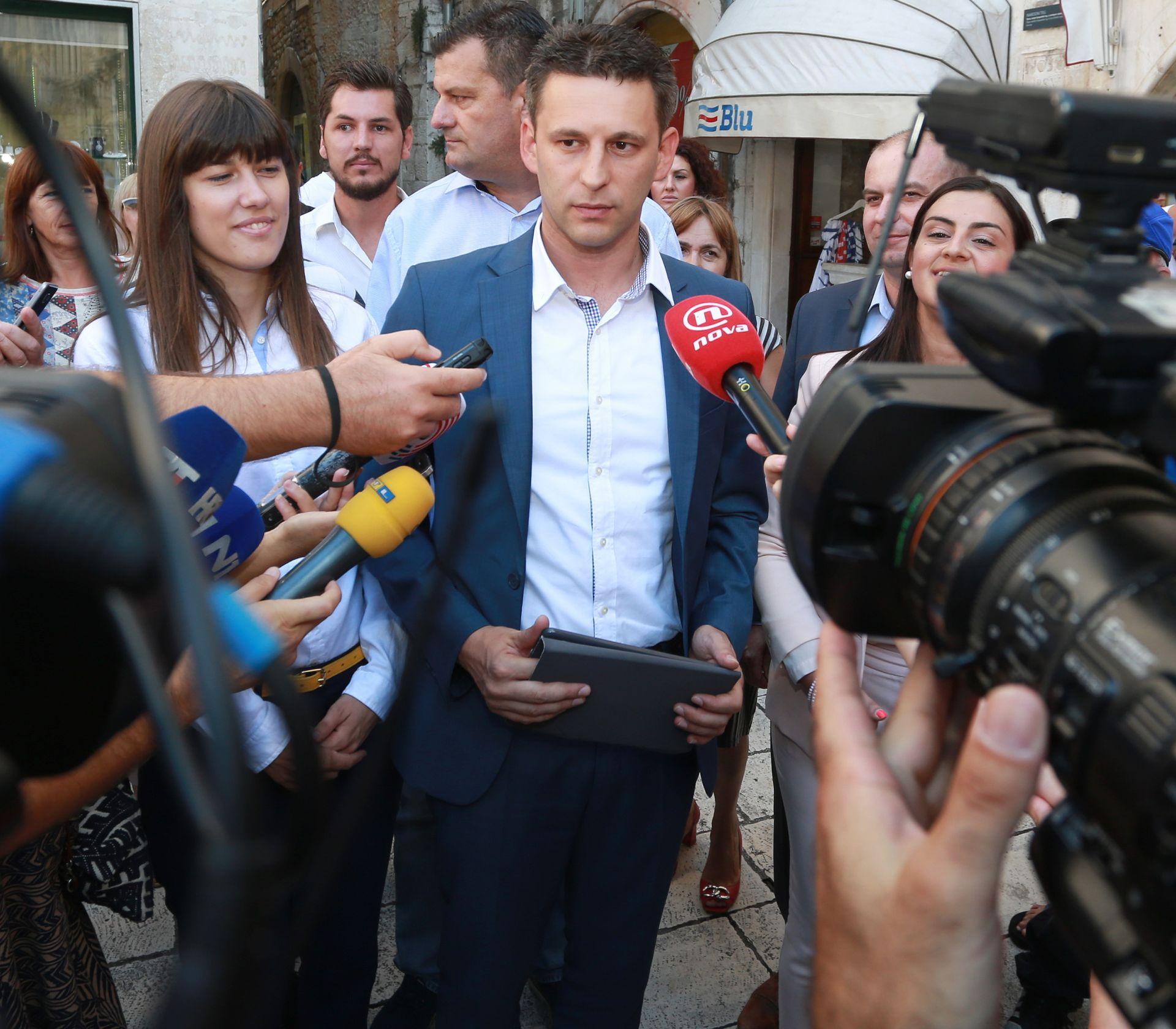 ZAHTJEVI MOST-a Petrov: 'Volio bih da se izjasne odmah, njihovi birači to trebaju znati prije izbora'
