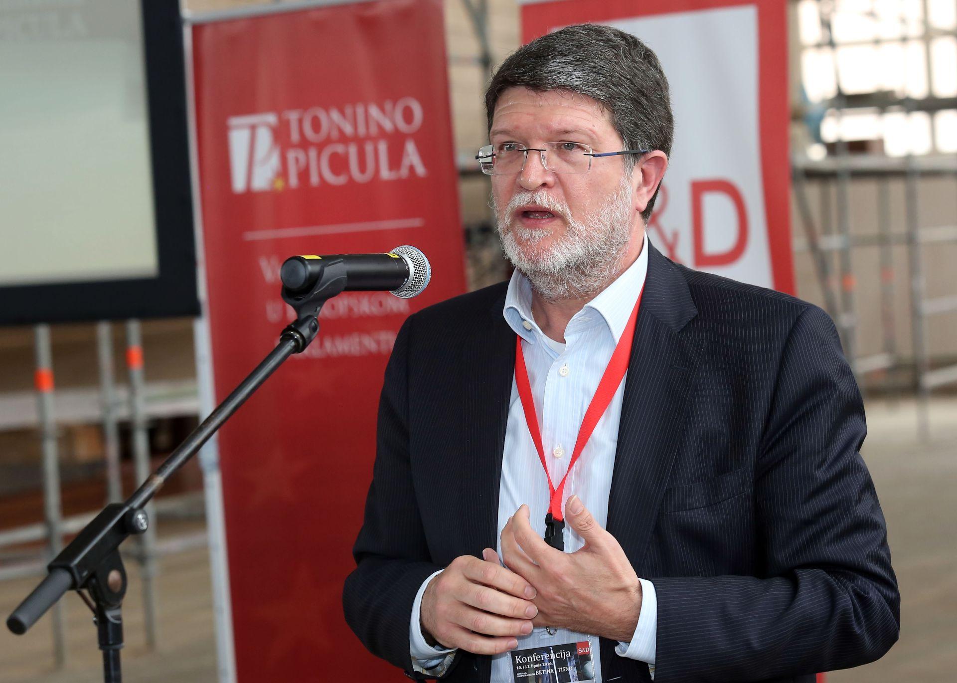 PICULA POTVRDIO: 'Kandidirat ću se za predsjednika SDP-a, ne bježim od odgovornosti'