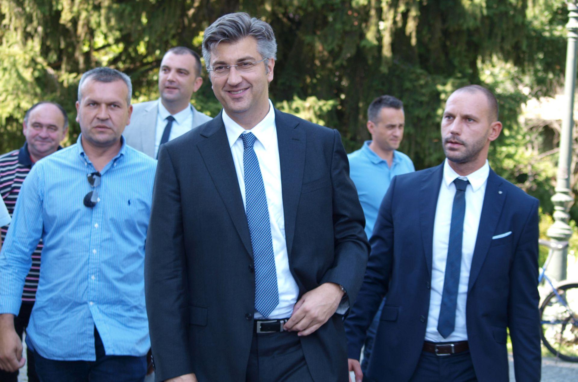 IZBORI 2016: Plenković pohvalno o Varaždinu