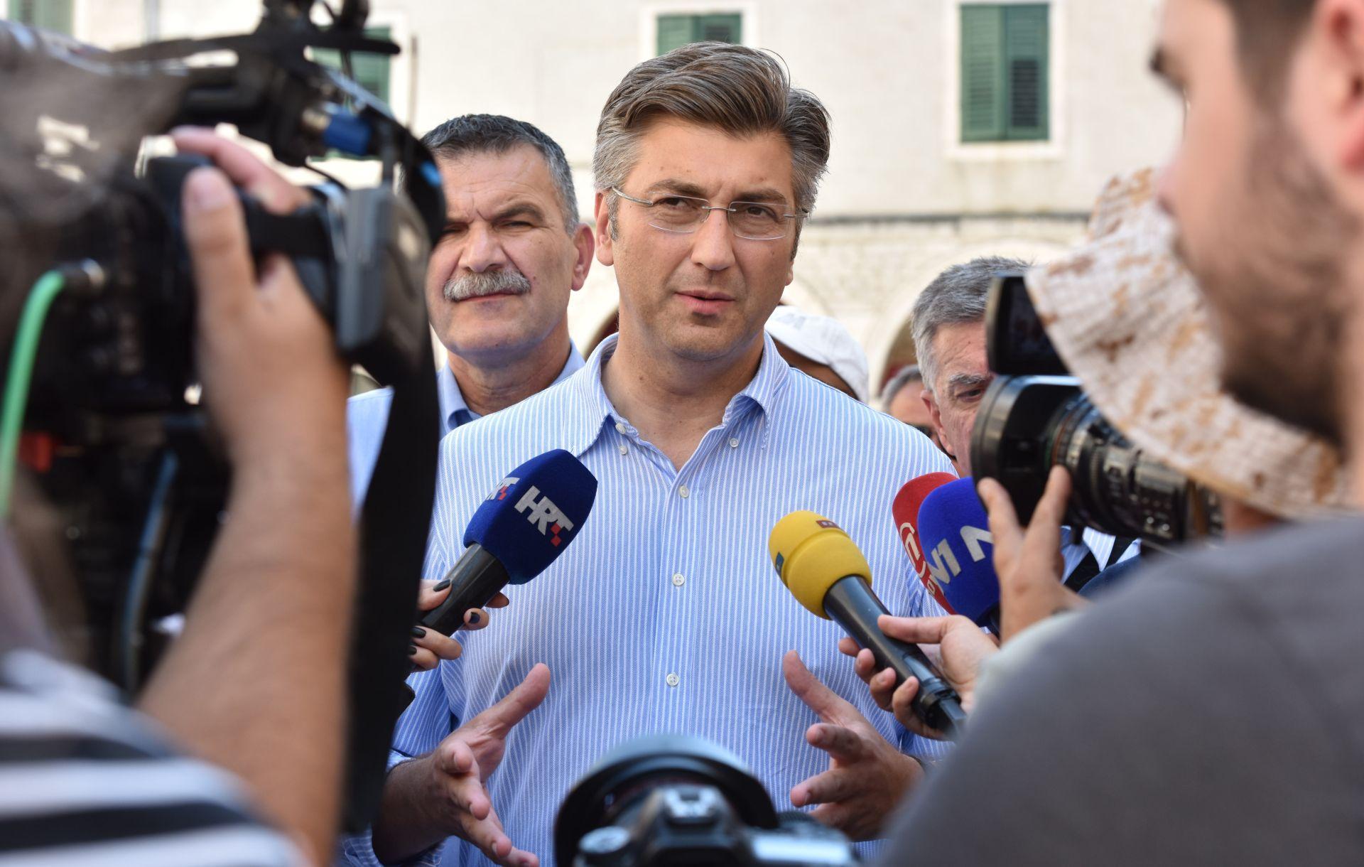 Plenković o odlasku Milanovića: Rezultati izbora imaju konzekvence za političke lidere