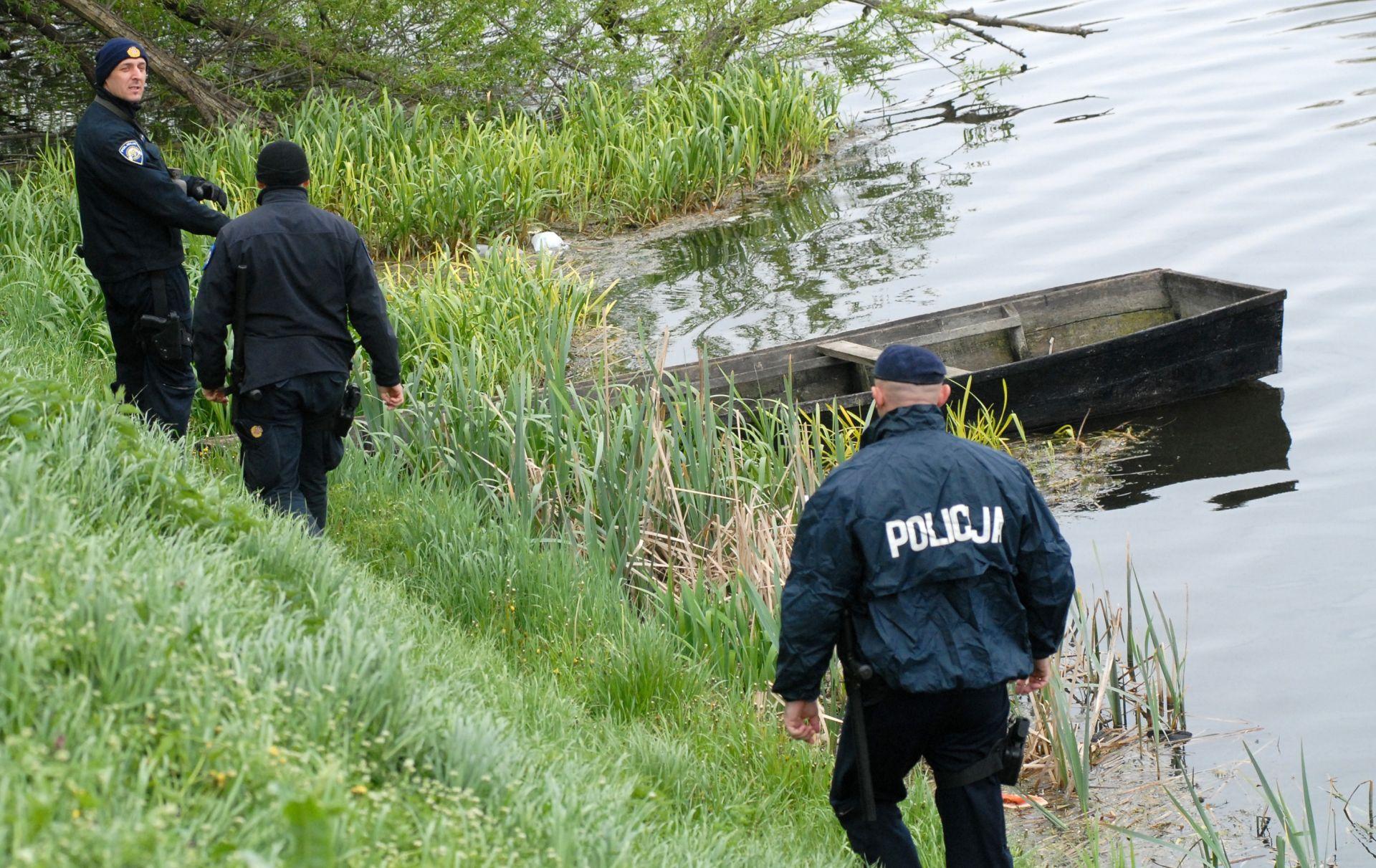 VINKOVCI U Bosutu jutros pronađeno tijelo muškarca