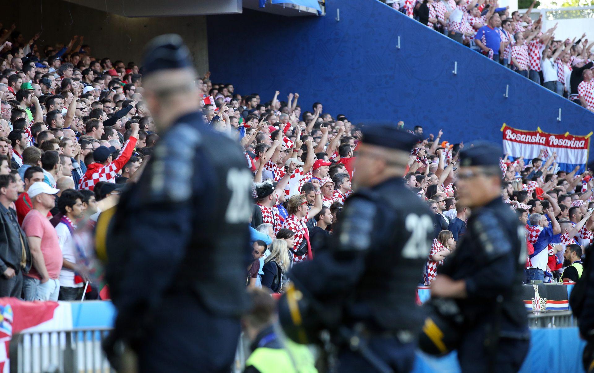 Dvojica navijača optužena za nerede na Europskom prvenstvu