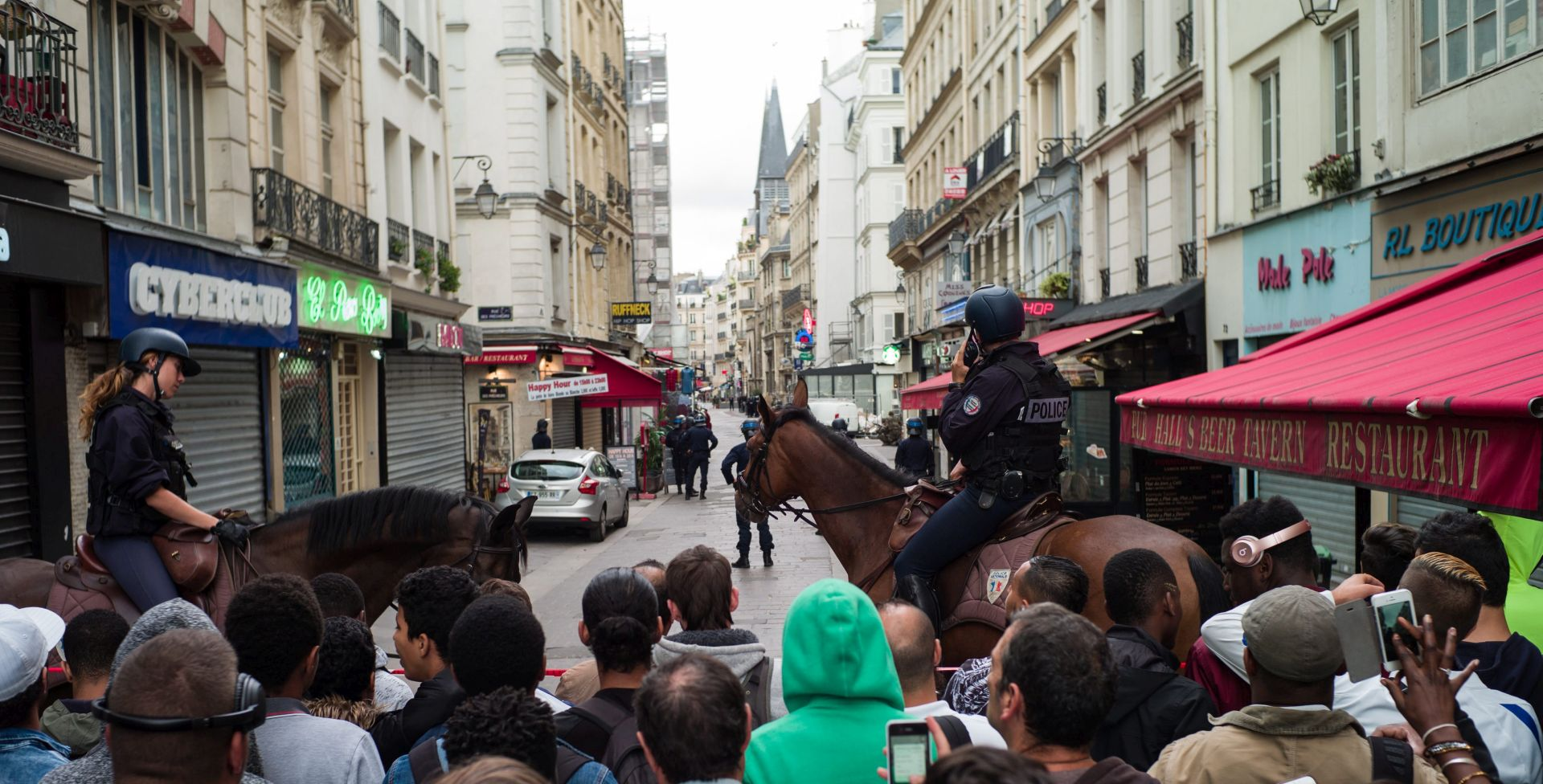 TUŽITELJSTVO: Pucnjava kod Pariza nije terorizam