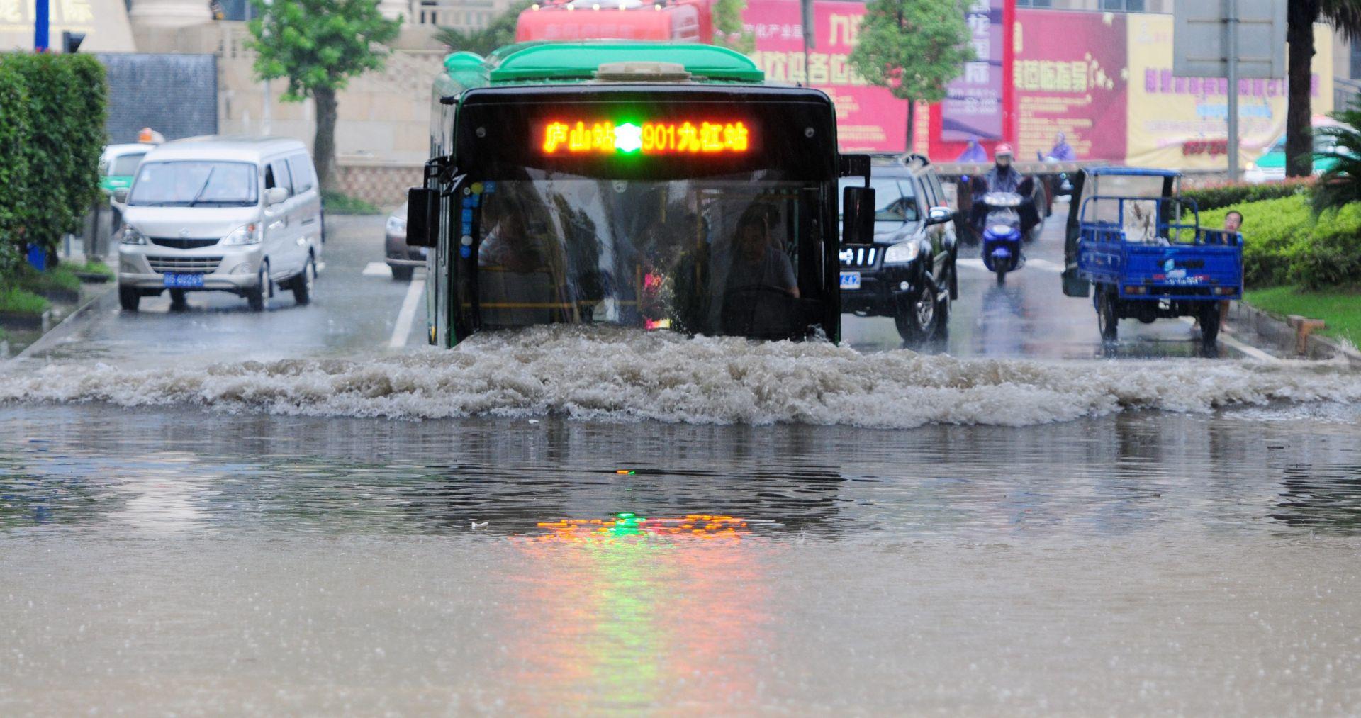 POTRAGA ZA PREŽIVJELIMA: Poplave ubile 133 ljudi u Sjevernoj Koreji