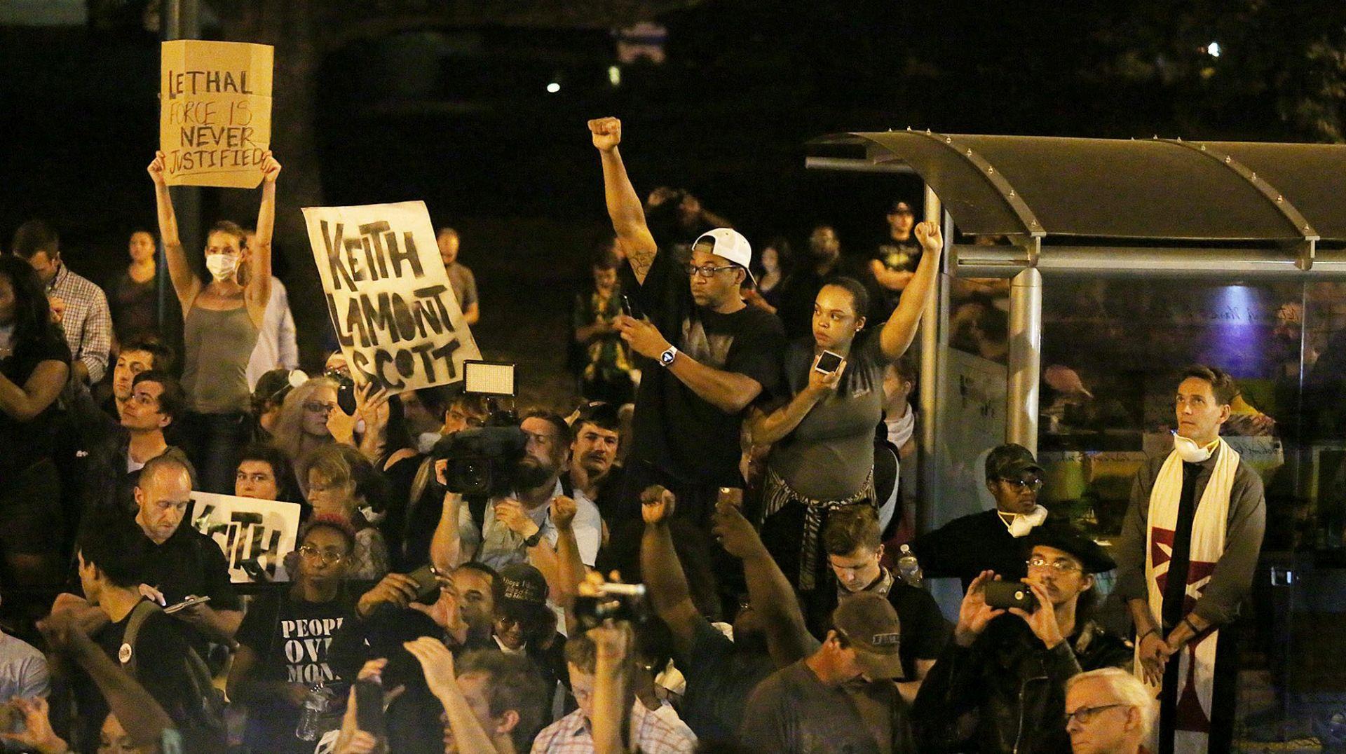 SAD: Prosvjed zbog novog policijskog ubojstva crnca