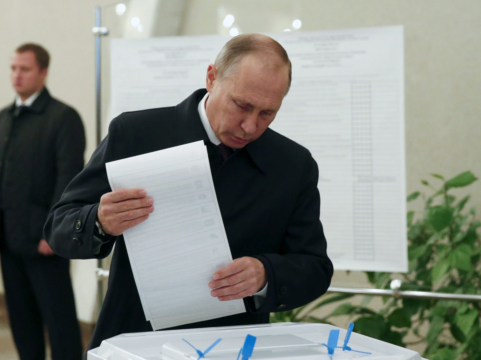 OESS: Ruski izbori su još uvijek obilježeni kršenjem ljudskih prava