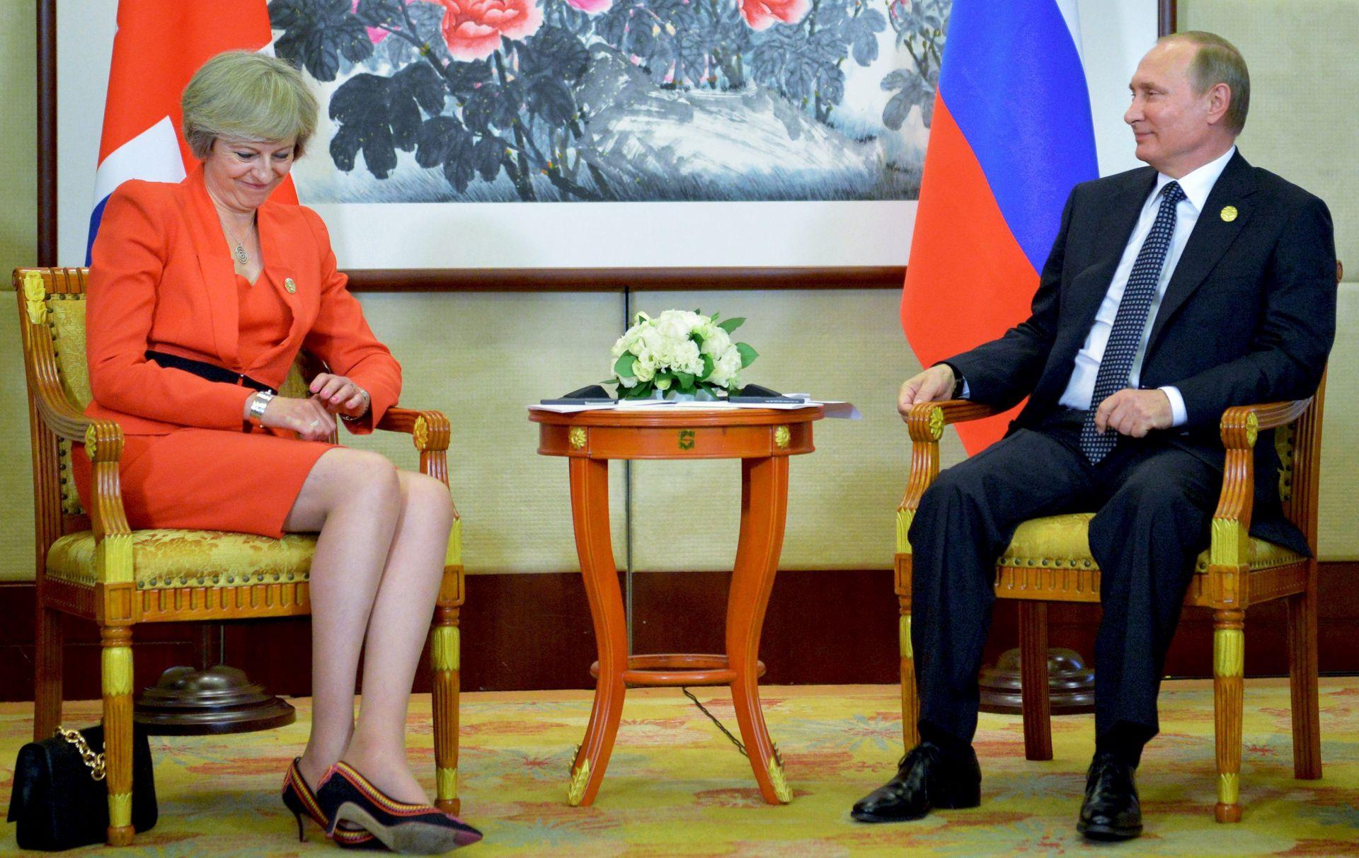 SUMMIT G20: Velika Britanija i Rusija nadaju se poboljšati zategnute odnose