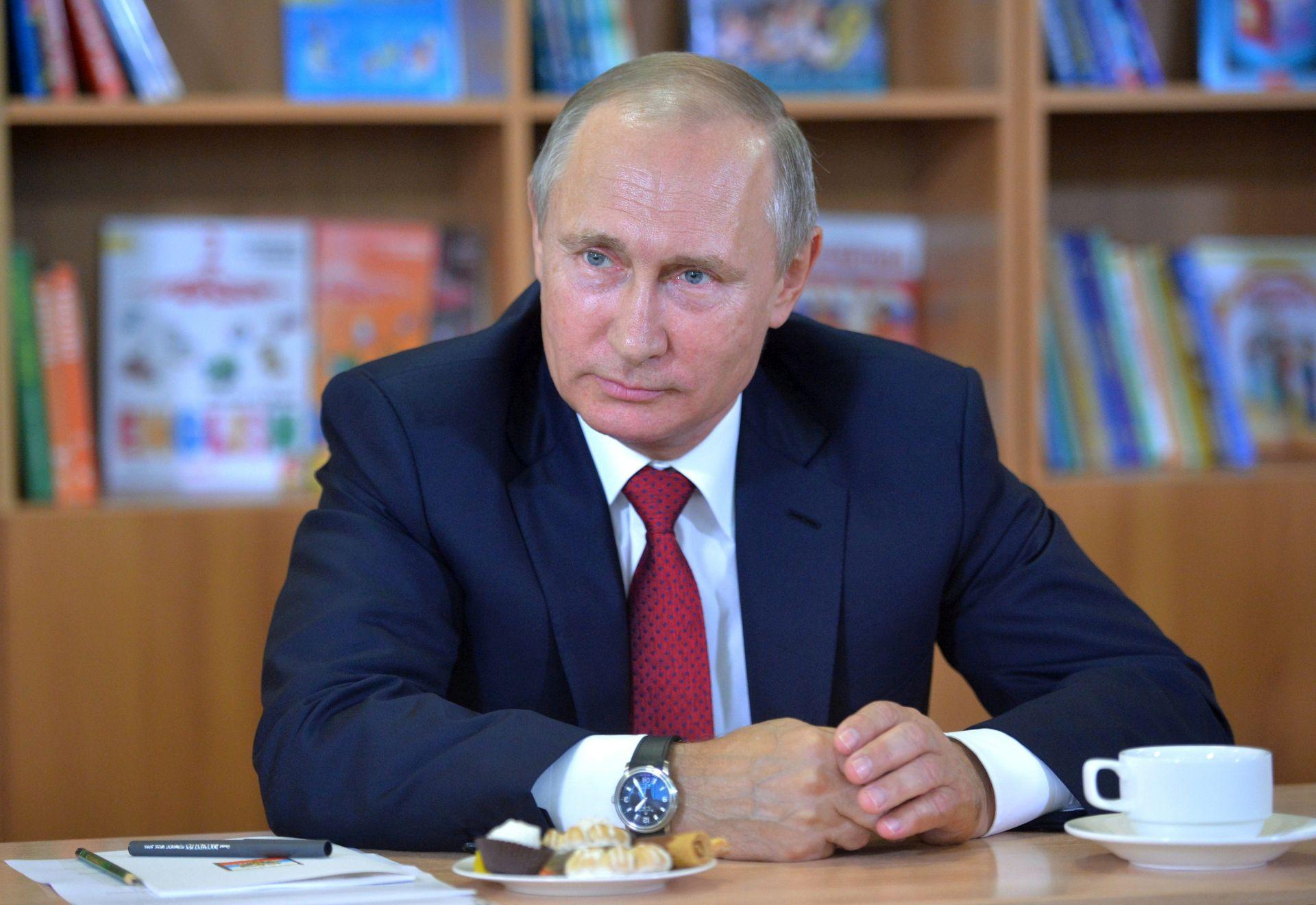 Putin vjeruje da će inteligentni Trump brzo preuzeti odgovornost