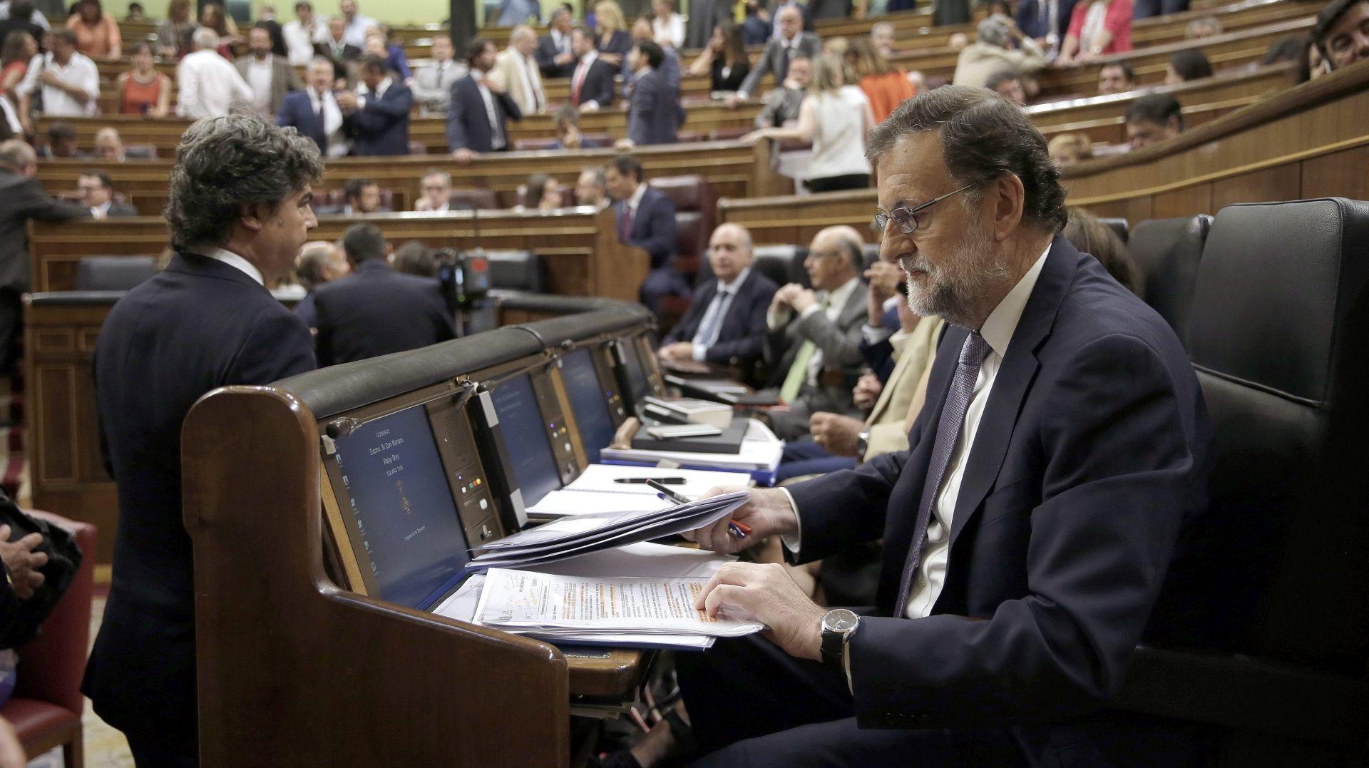 DRUGI KRUG GLASANJA: Španjolski parlament o povjerenju Rajoyu