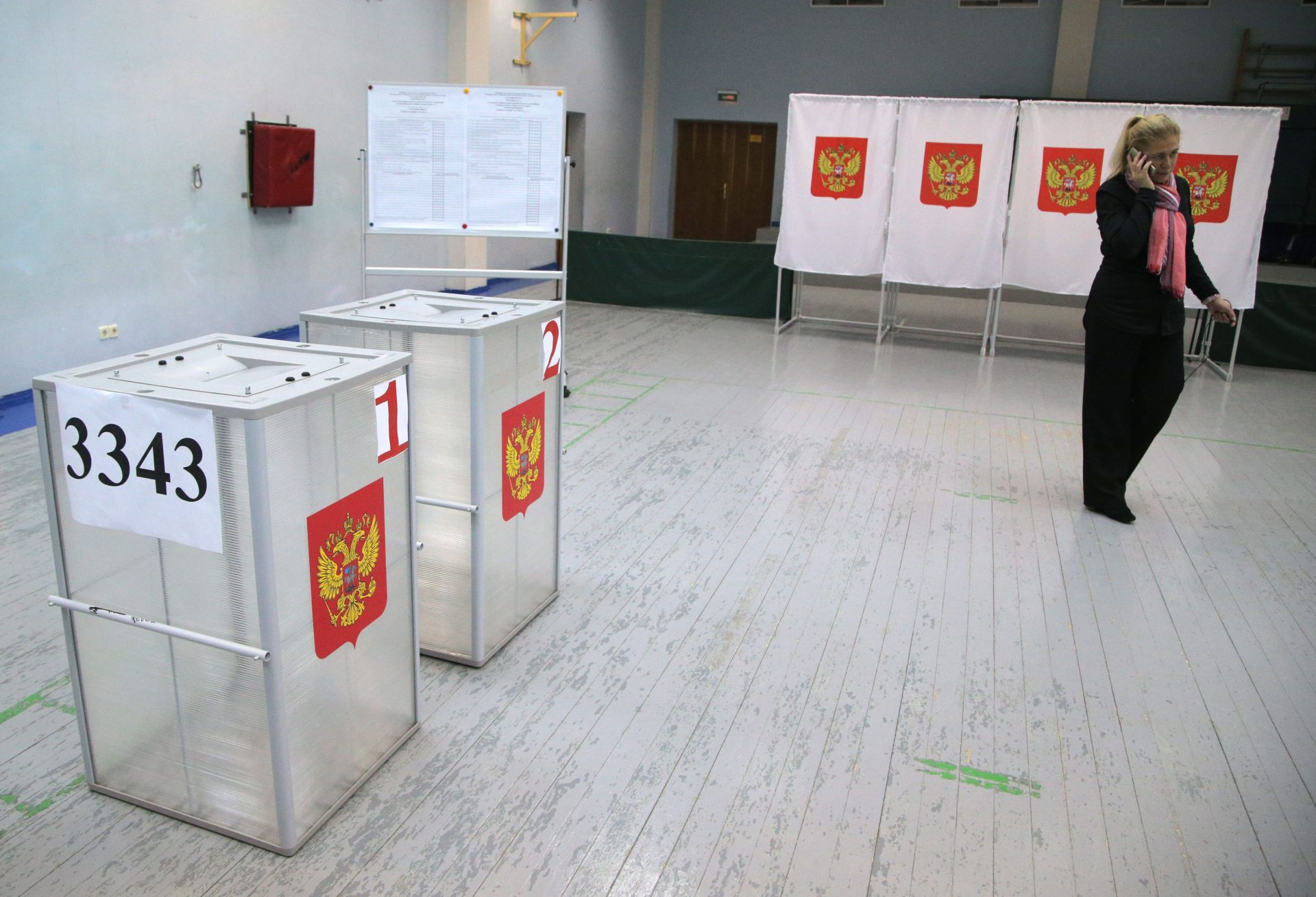 IZBORI U RUSIJI: Unatoč krizi očekuje se pobjeda vladajućih