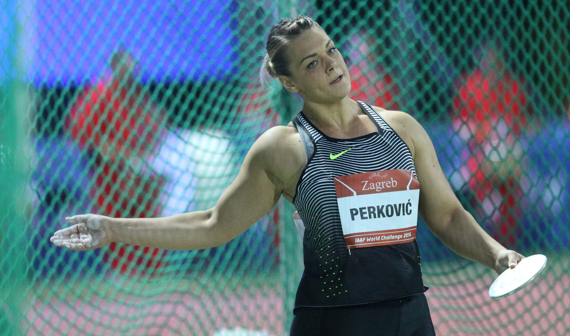 HANŽEKOVIĆEV MEMORIJAL: Perković završila sezonu bez poraza, Horvat najbolji u motki