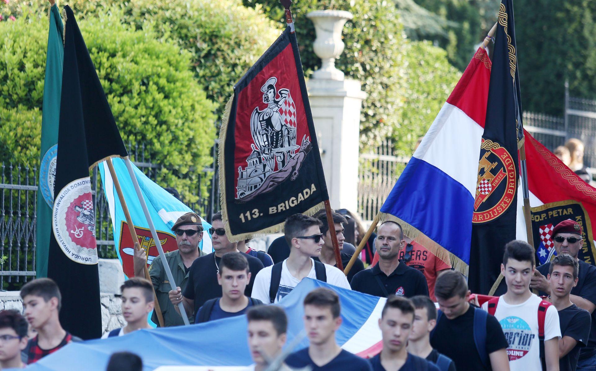 ŠIBENIK Počelo obilježavanje 25. obljetnice Spomendana rujanskog rata