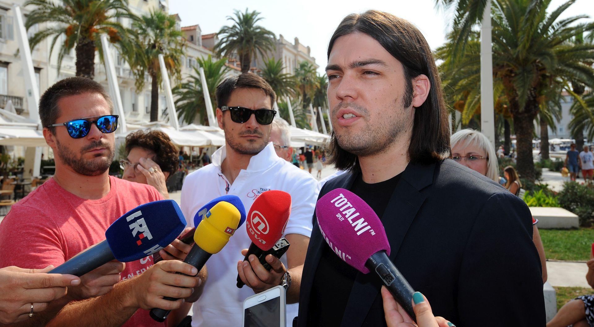 Tri dana prije izbora Sinčić osnovao novu stranku