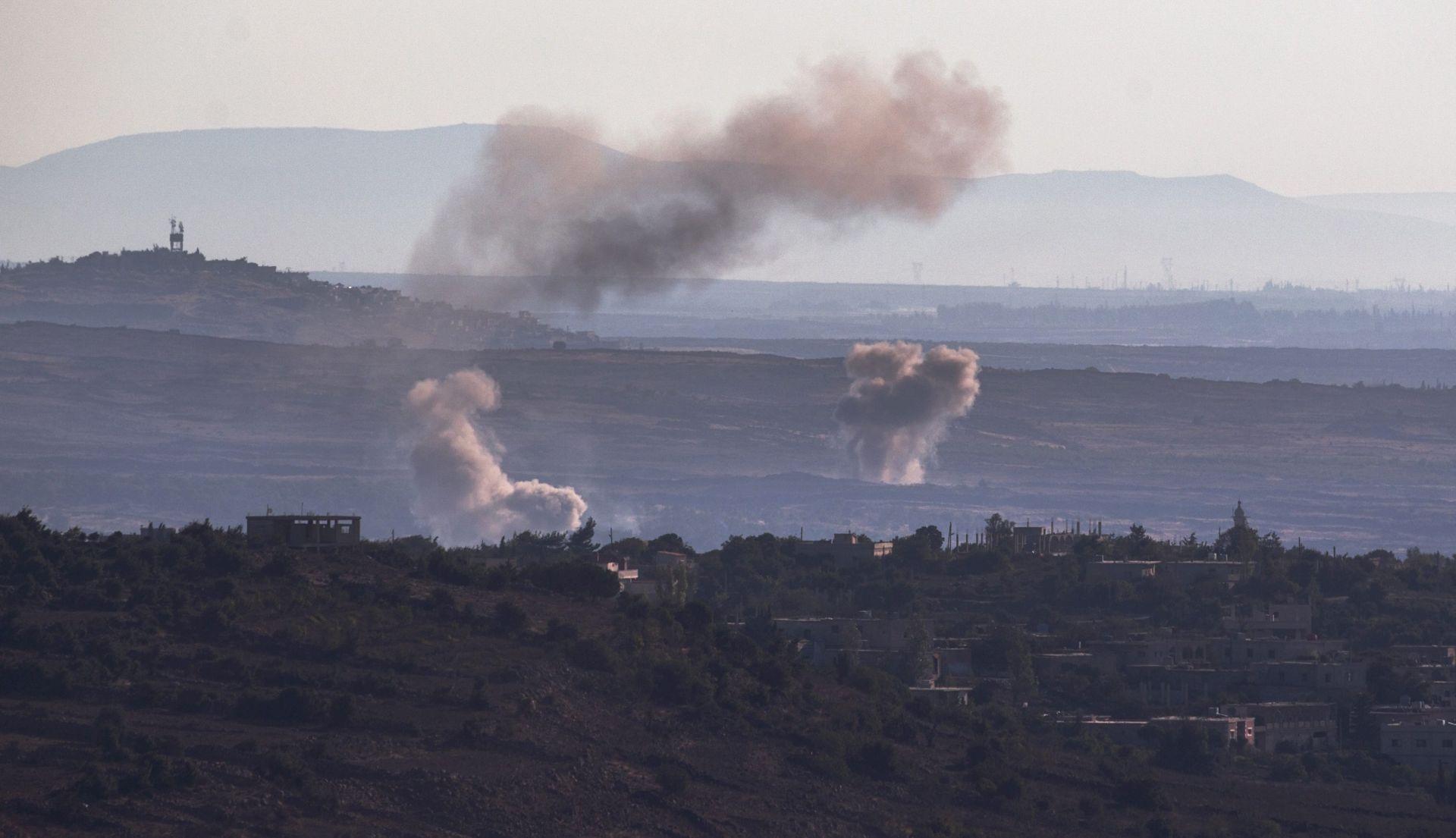 ZRAČNI UDAR: Američka vojska potvrdila zaustavljanje napada, stradali sirijski vojnici