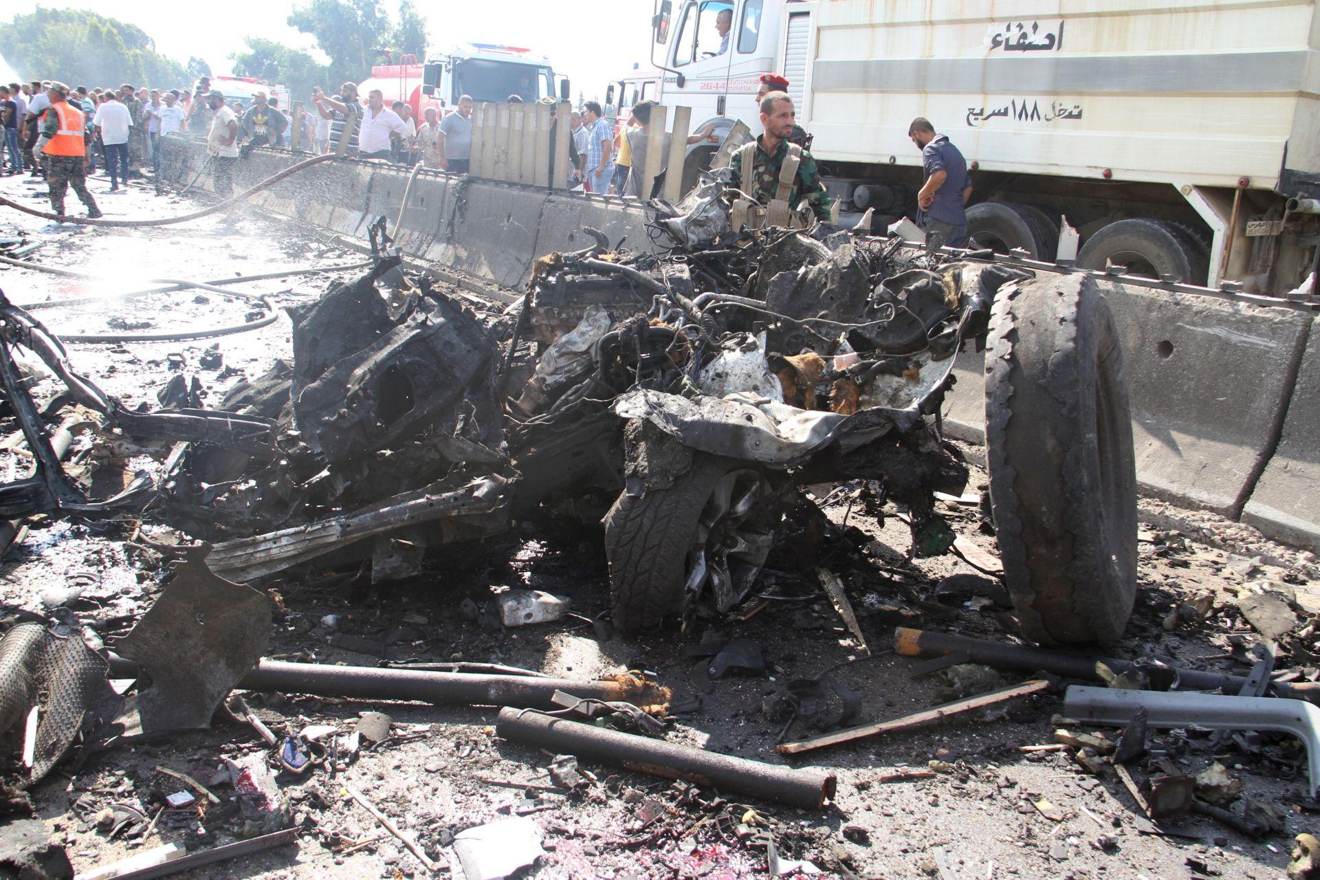 ZAPELI PREGOVORI O PREKIDU VATRE: U napadima IS-a u Siriji 53 mrtva