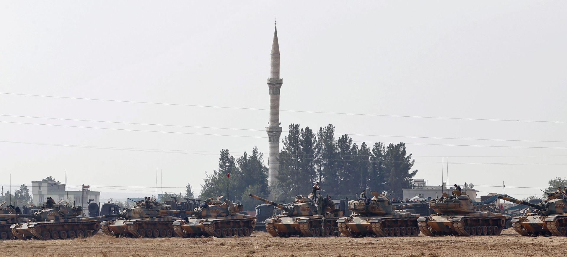 NEDOSTATAK MEDICINSKE POMOĆI: Sirijski Kurdi traže humanitarnu i političku potporu EU-a