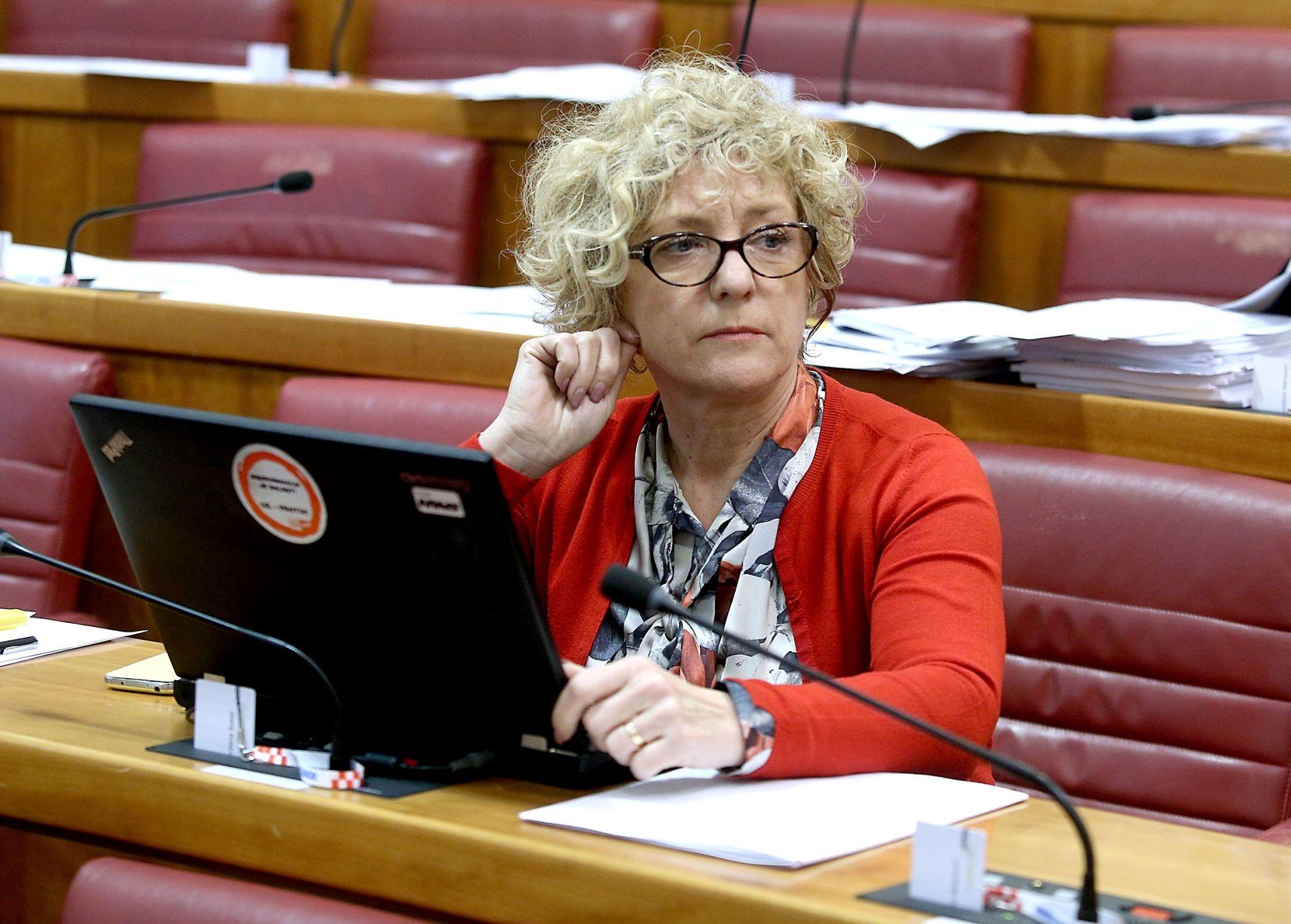 Gordana Sobol podnijela kaznenu prijavu DORH-u protiv Glasnovića
