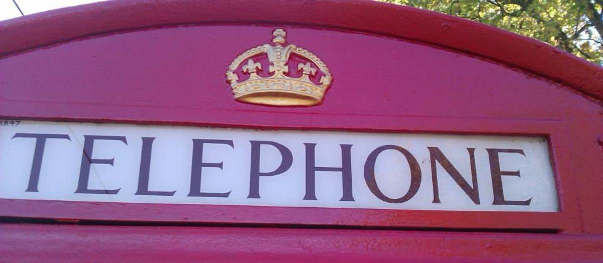 VIDEO: Britanske telefonske govornice postaju mali uredi