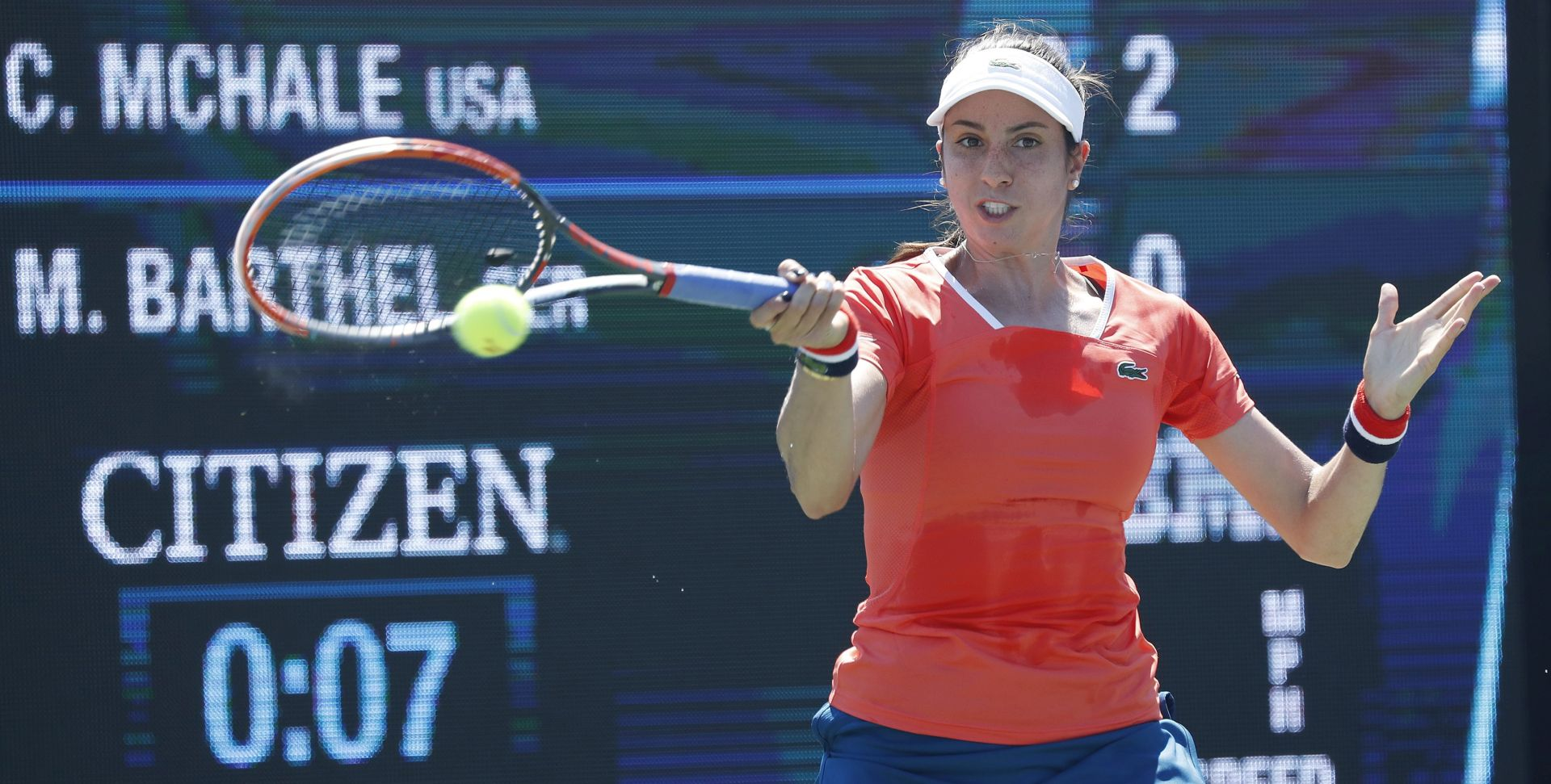 WTA TOKIO: Siniakova i McHale u finalu