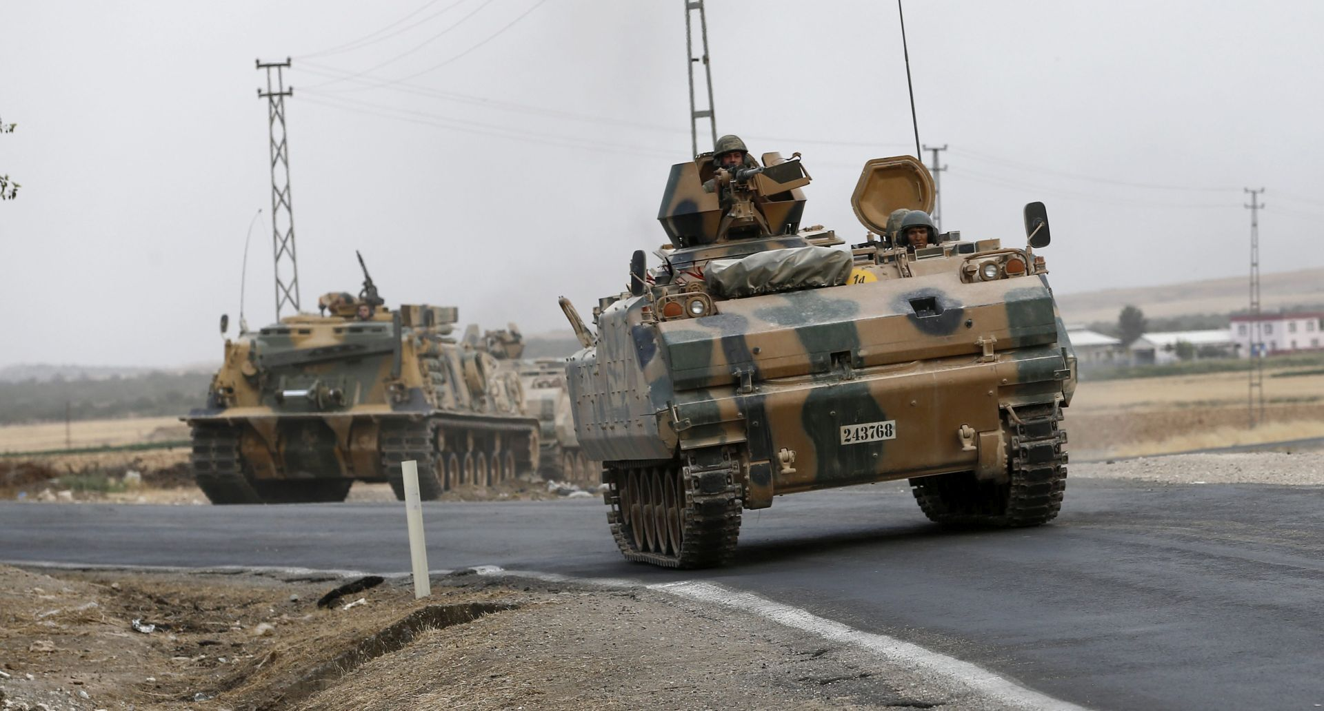 Turska traži od SAD-a da izbaci Kurde iz koalicije koju naoružava