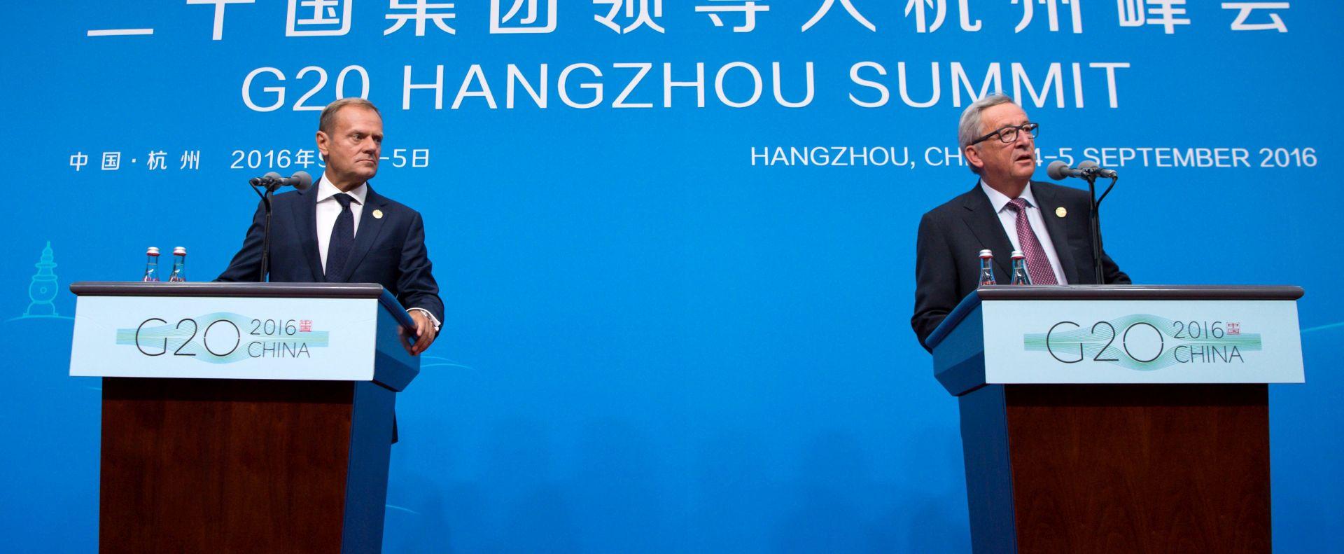 IZBJEGLIČKA KRIZA: EU traži od Kine jači angažman