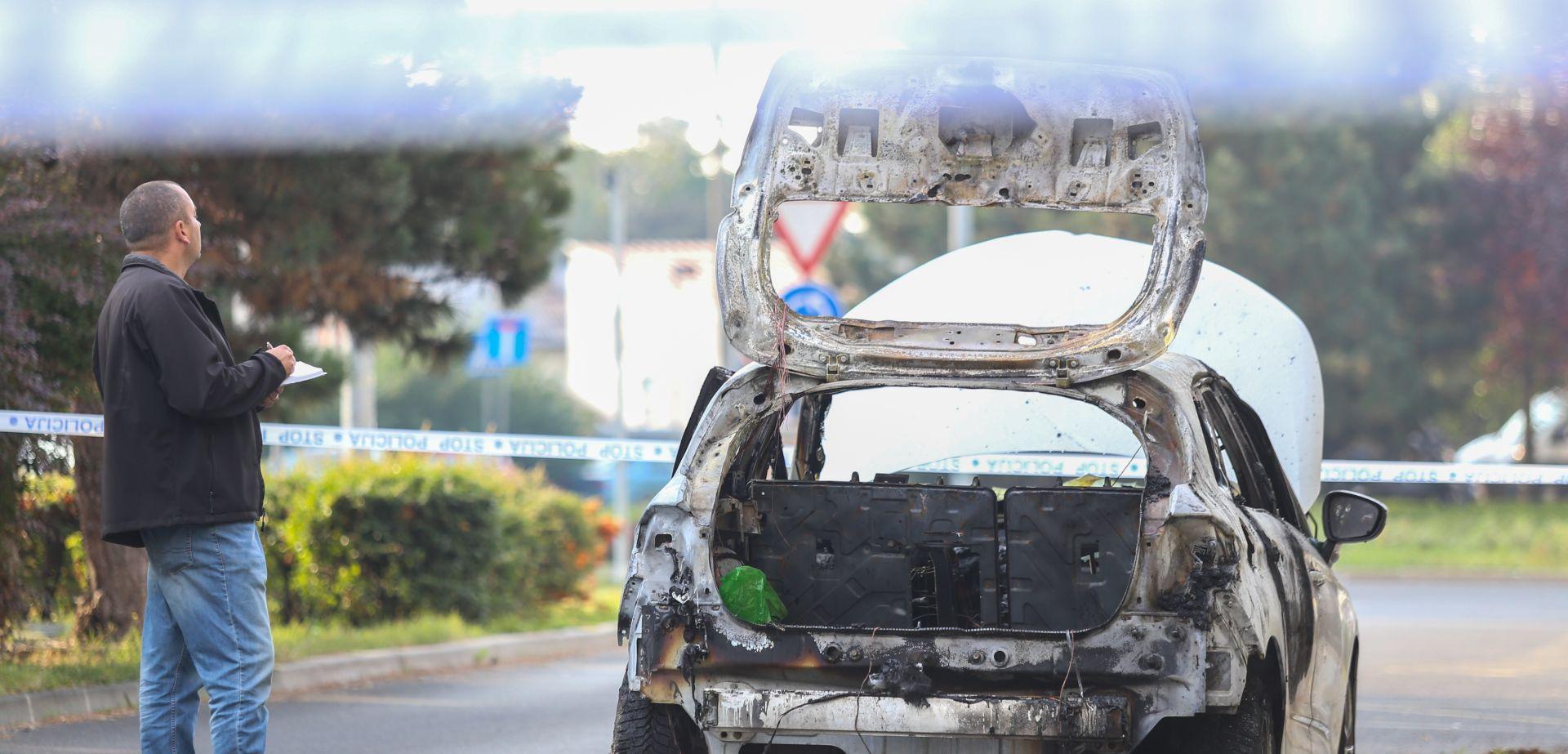 Maskirani napadači željeli su ubiti vozača Ubera?