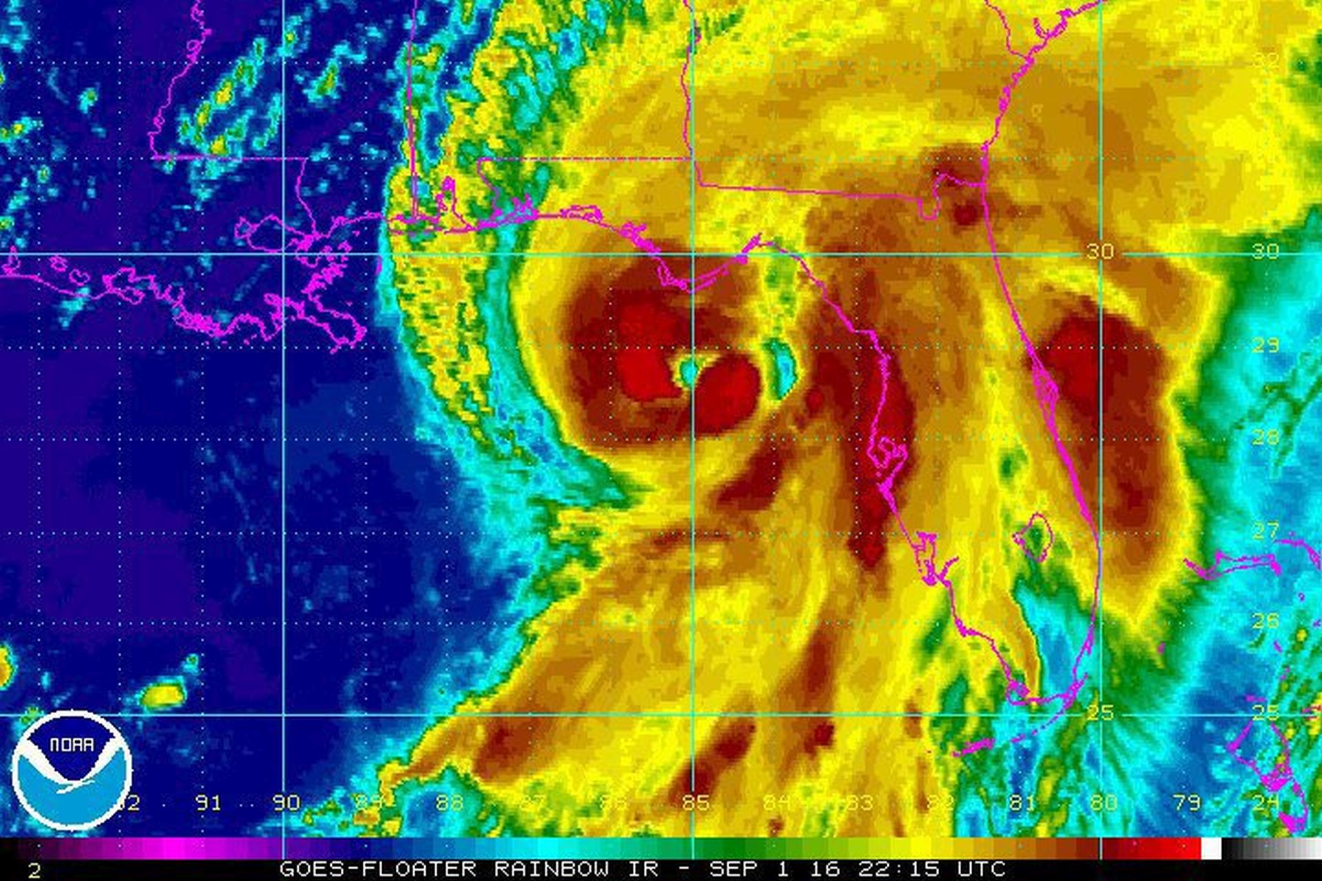 URAGAN HERMINE POGODIO FLORIDU: Vjetrovi brzine 130 km/h, oko 270 tisuća kućanstava bez struje