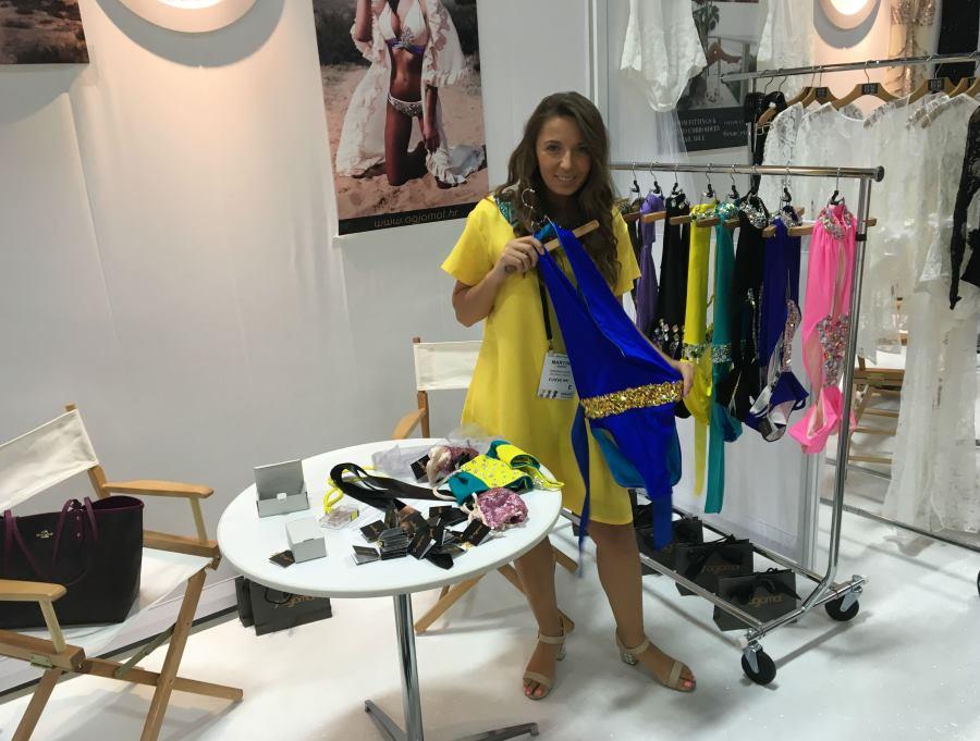 dizajnerskog branda Agjamal te linijom Beach – party kupaćih kostima, casual odjeće i večernjih haljina