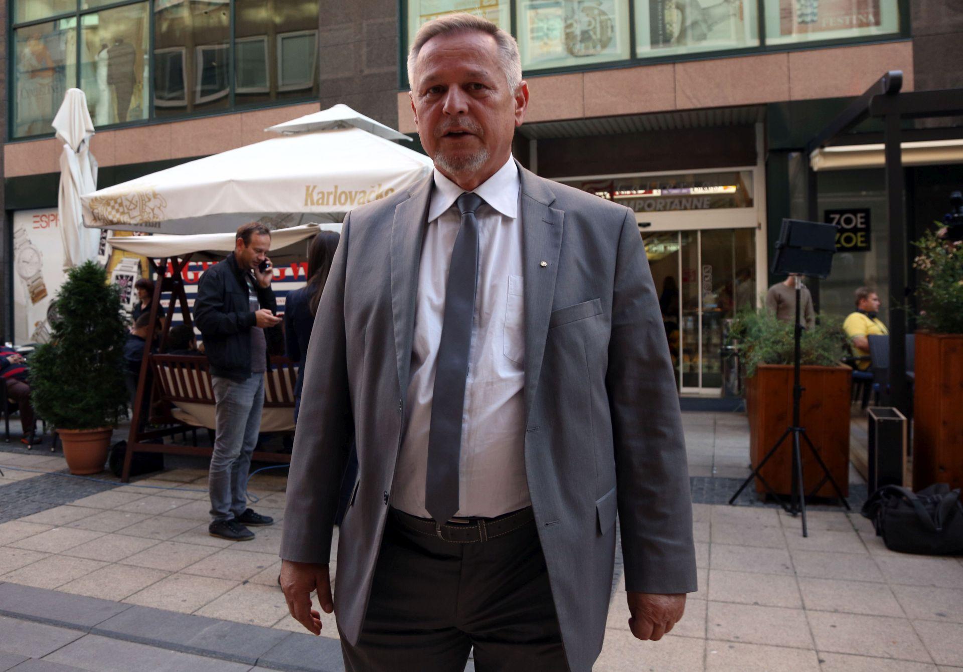 PORUKA PLENKOVIĆU Vidović: 'Vi ste morali osuditi divljački i primitivni ispad izabranog zastupnika Glasnovića'